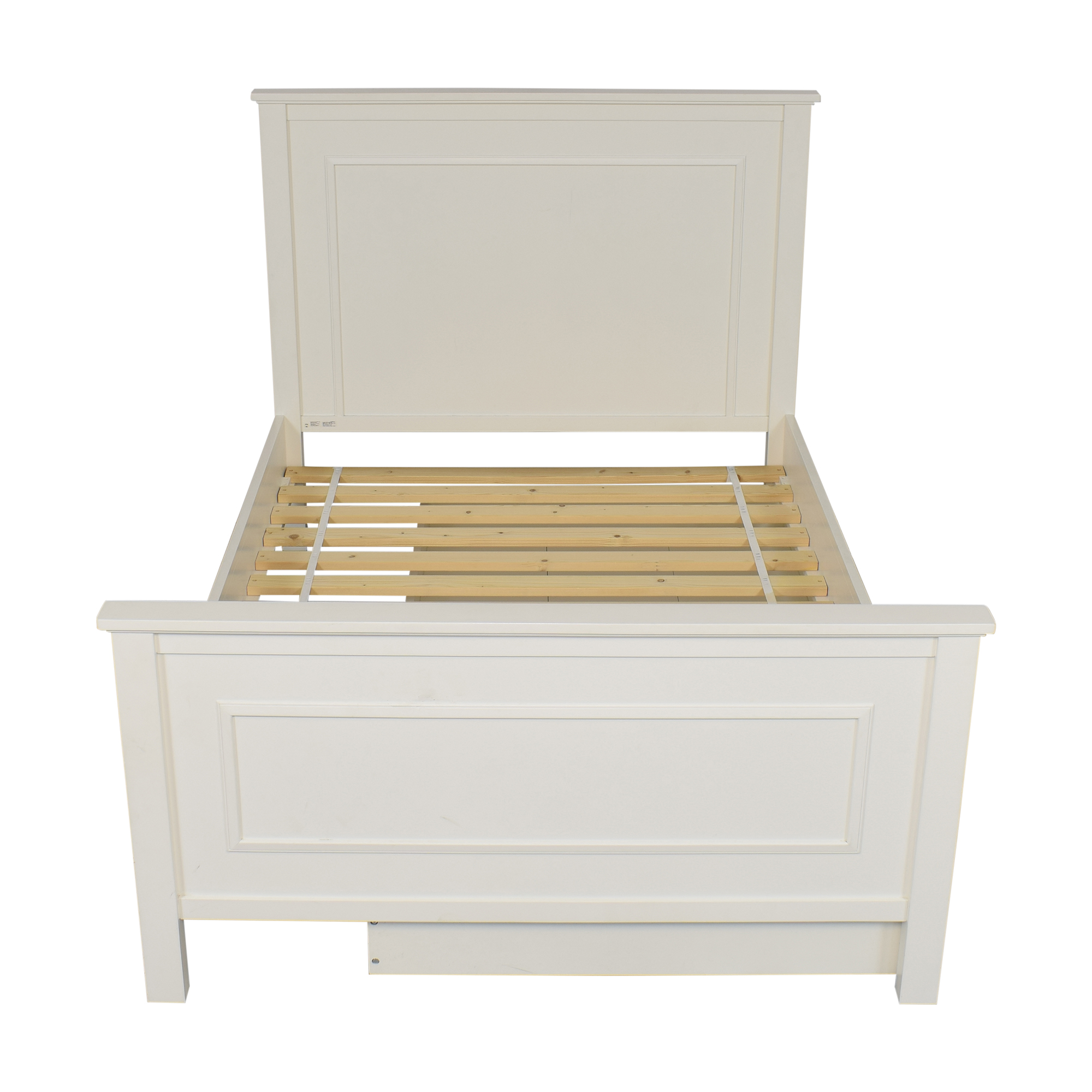 Pottery Barn Kids Pottery Barn Kids Fillmore Bed with Trundle on sale