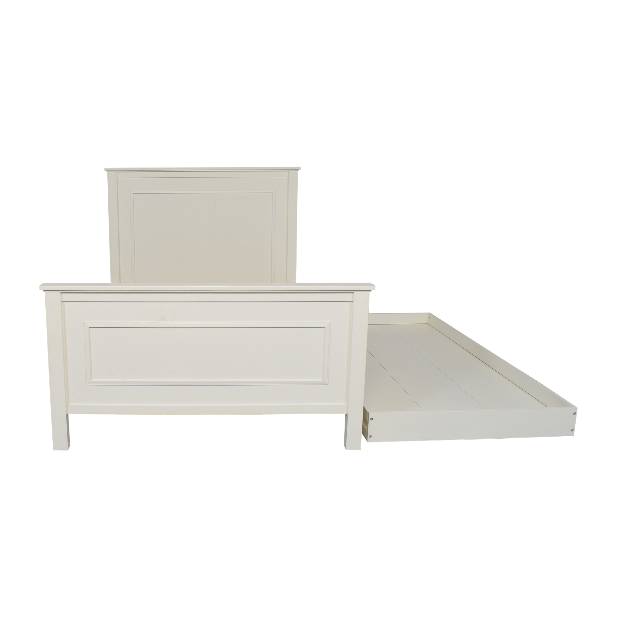 Pottery Barn Kids Pottery Barn Kids Fillmore Bed with Trundle coupon