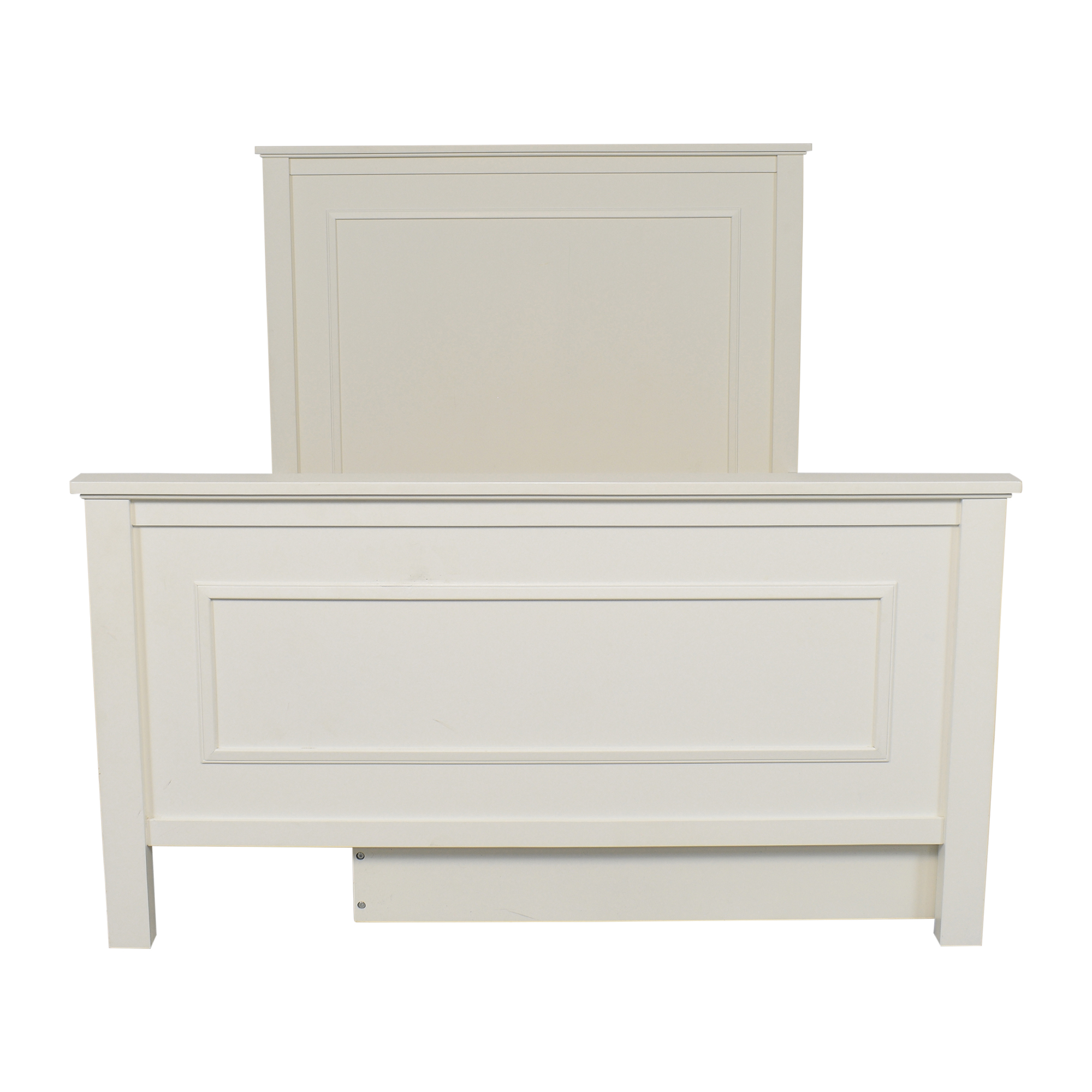 shop Pottery Barn Kids Fillmore Bed with Trundle Pottery Barn Kids Beds
