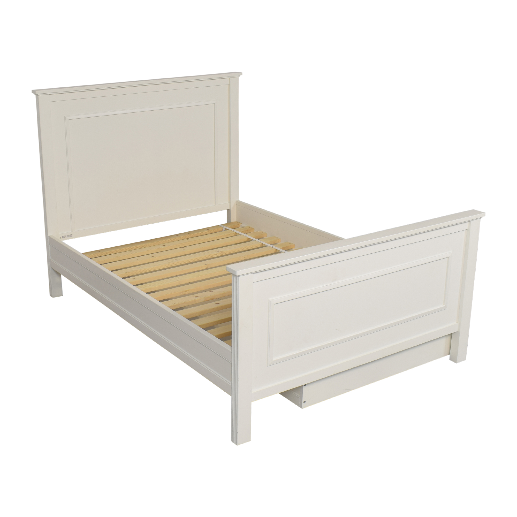 Pottery Barn Kids Pottery Barn Kids Fillmore Bed with Trundle ct