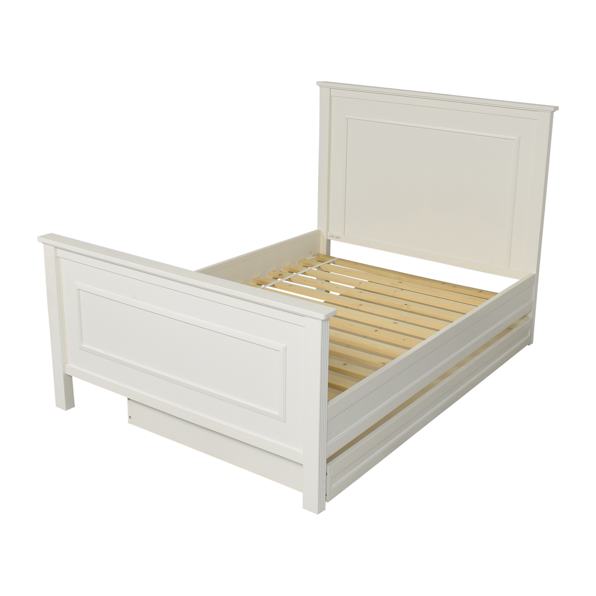 Pottery Barn Kids Pottery Barn Kids Fillmore Bed with Trundle
