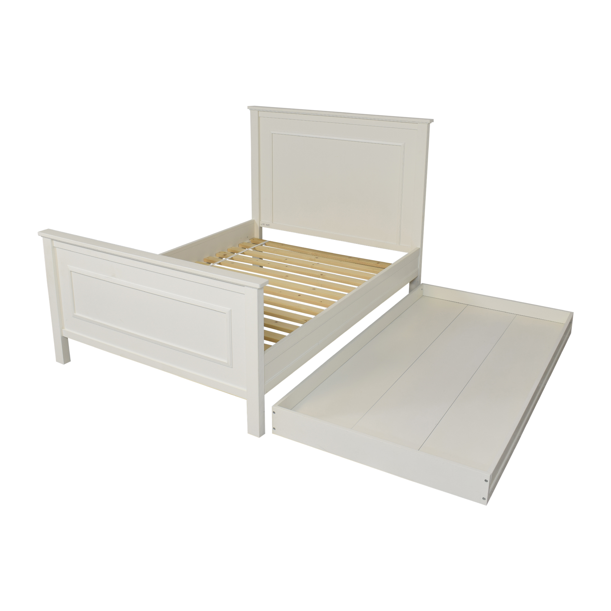 Pottery Barn Kids Pottery Barn Kids Fillmore Bed with Trundle Beds