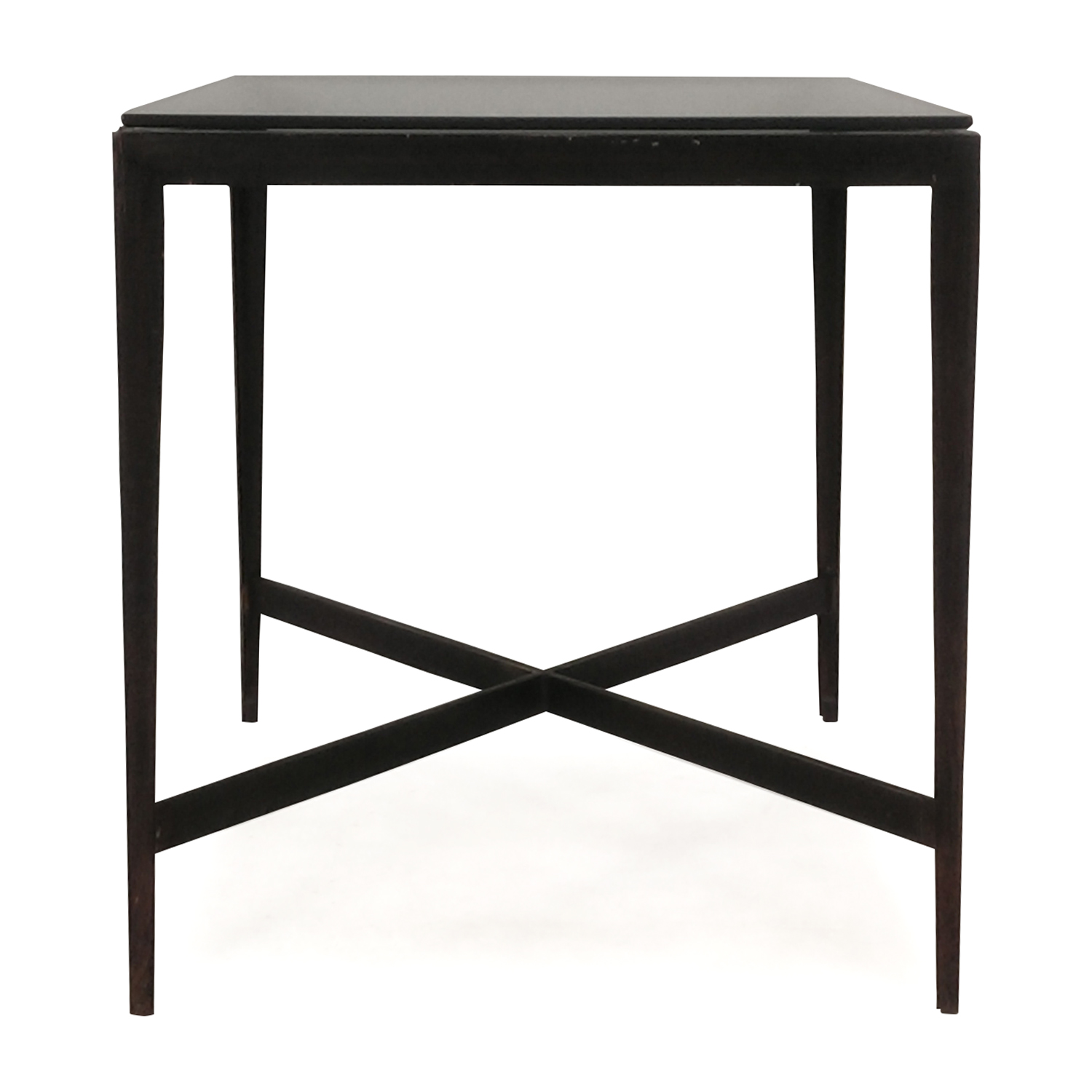 Glass end table nyc