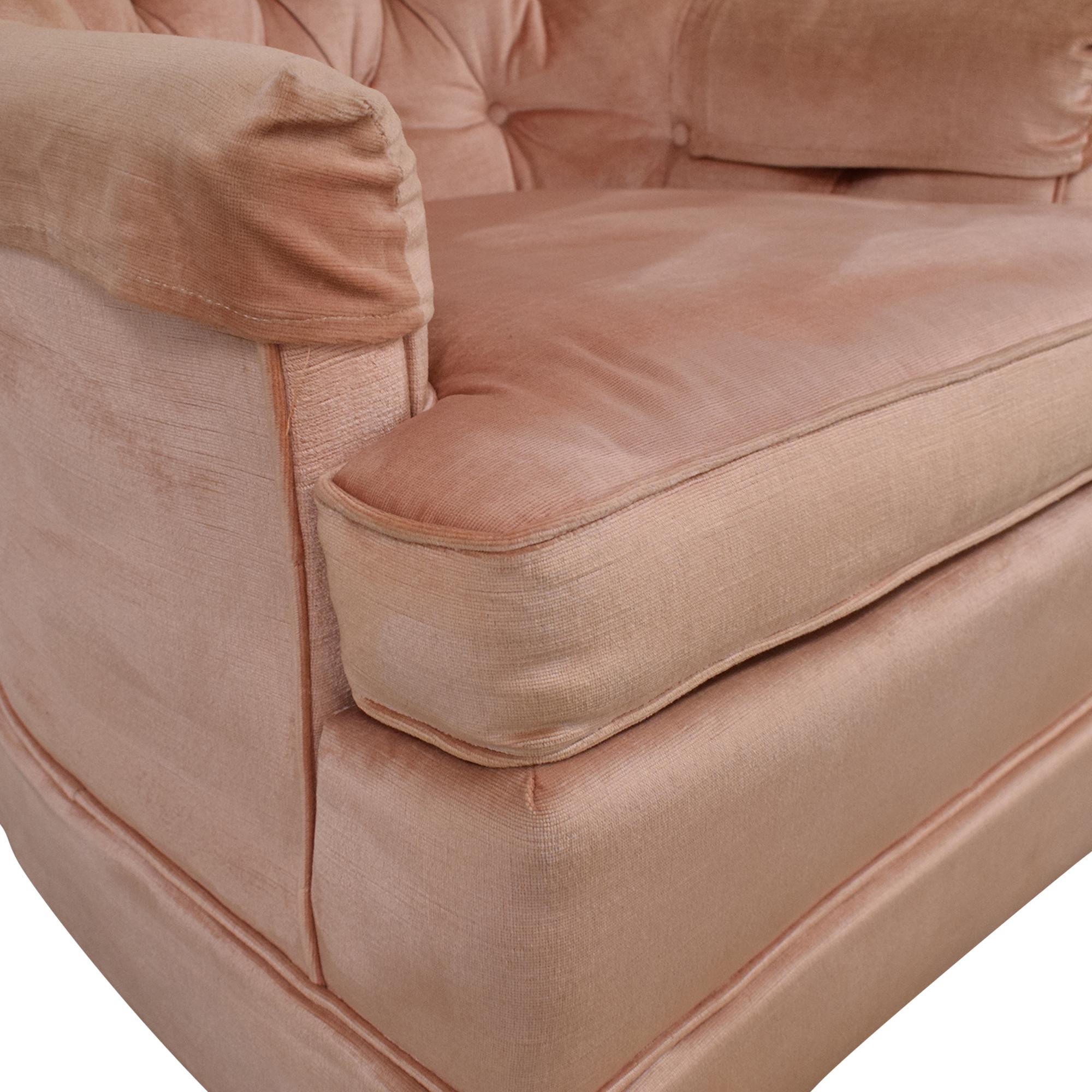 shop Drexel Heritage Drexel Heritage Skirted Club Chair online