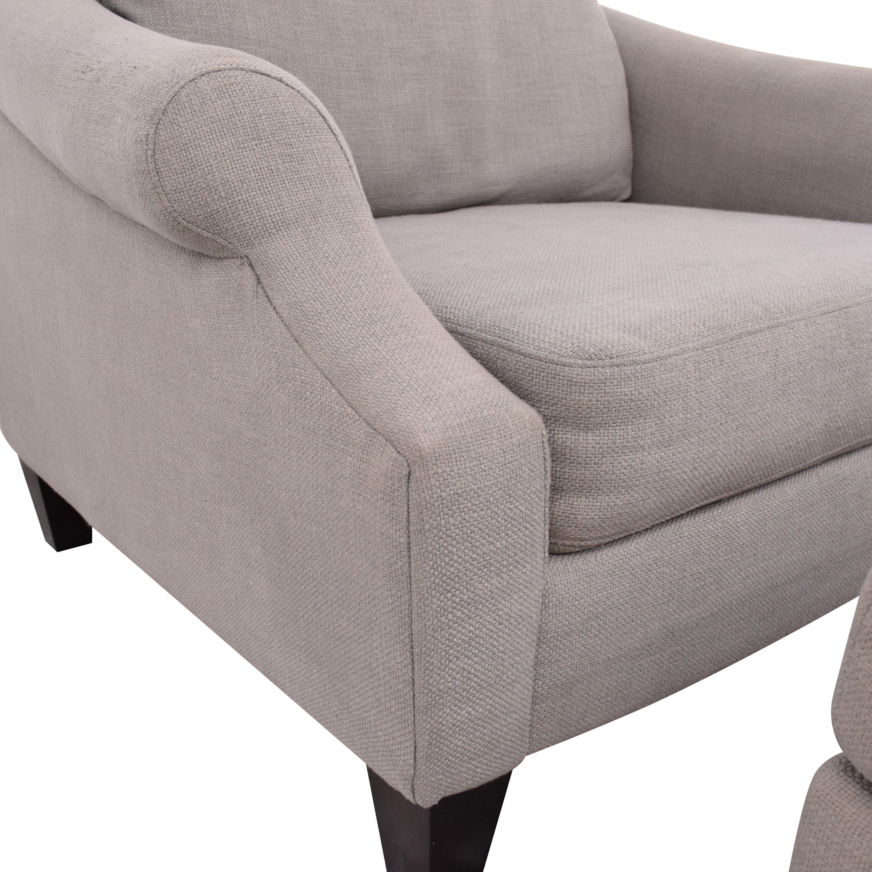 Bauhaus Furniture Bauhaus Furniture Chair and Ottoman second hand