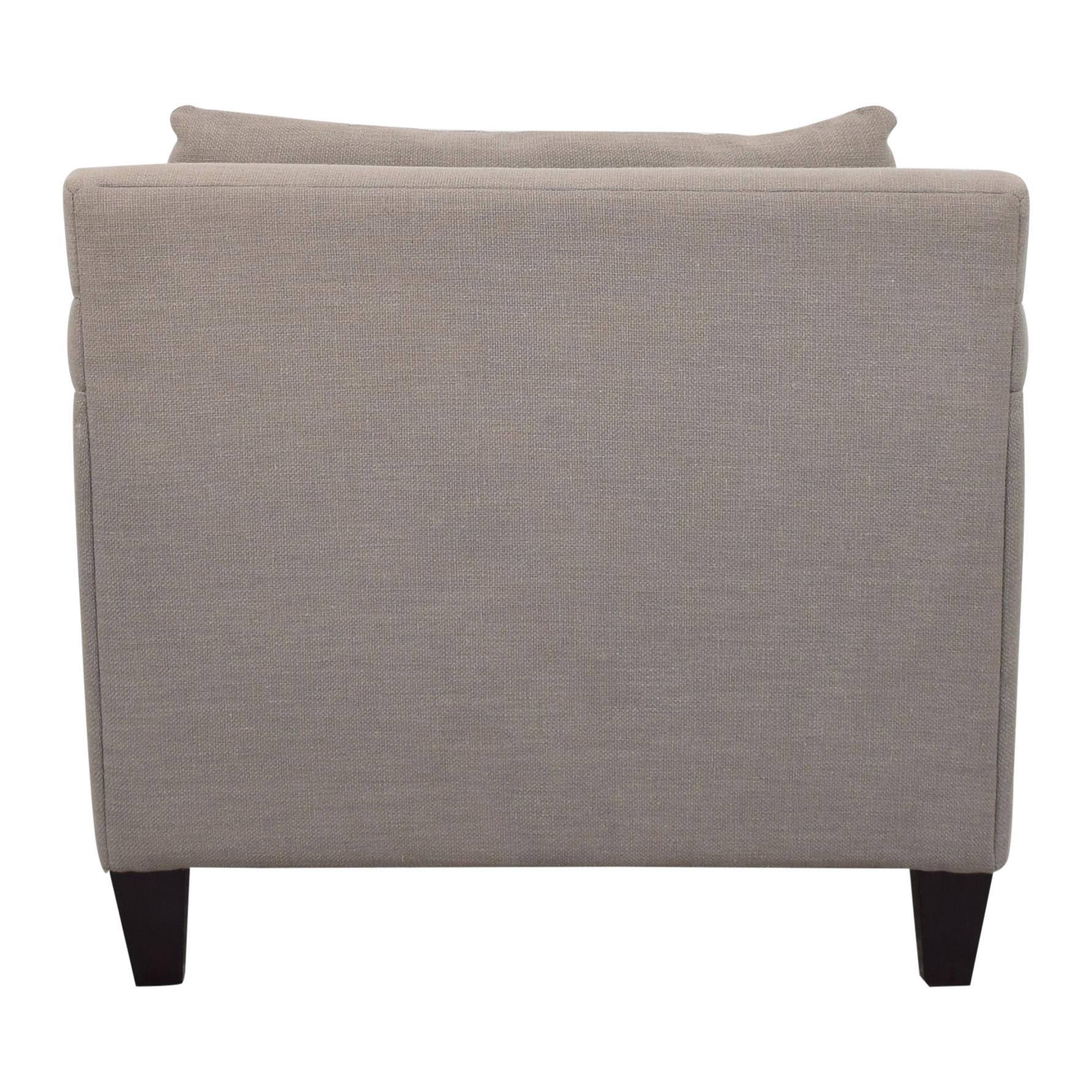 Bauhaus Furniture Bauhaus Furniture Chair and Ottoman Accent Chairs