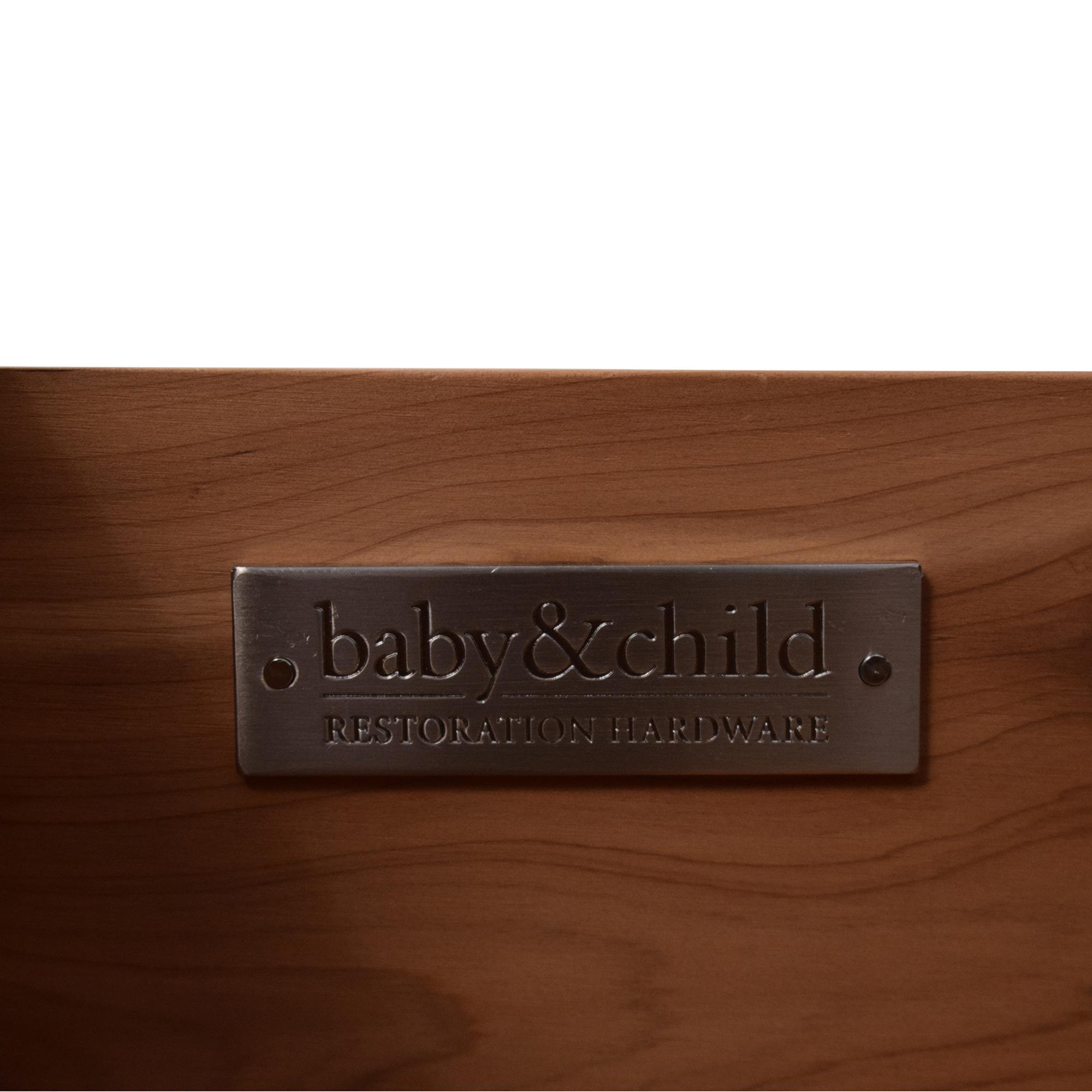 Restoration Hardware Baby & Child Marlowe Dresser sale