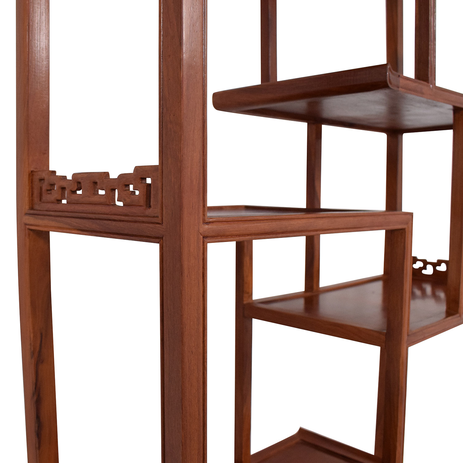 Carved Modular Bookcase dimensions