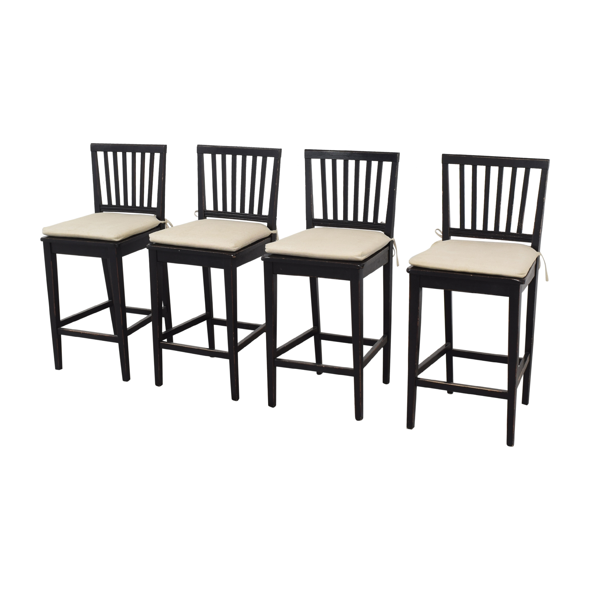 Crate & Barrel Crate & Barrel Buying & Design Counter Height Chairs discount