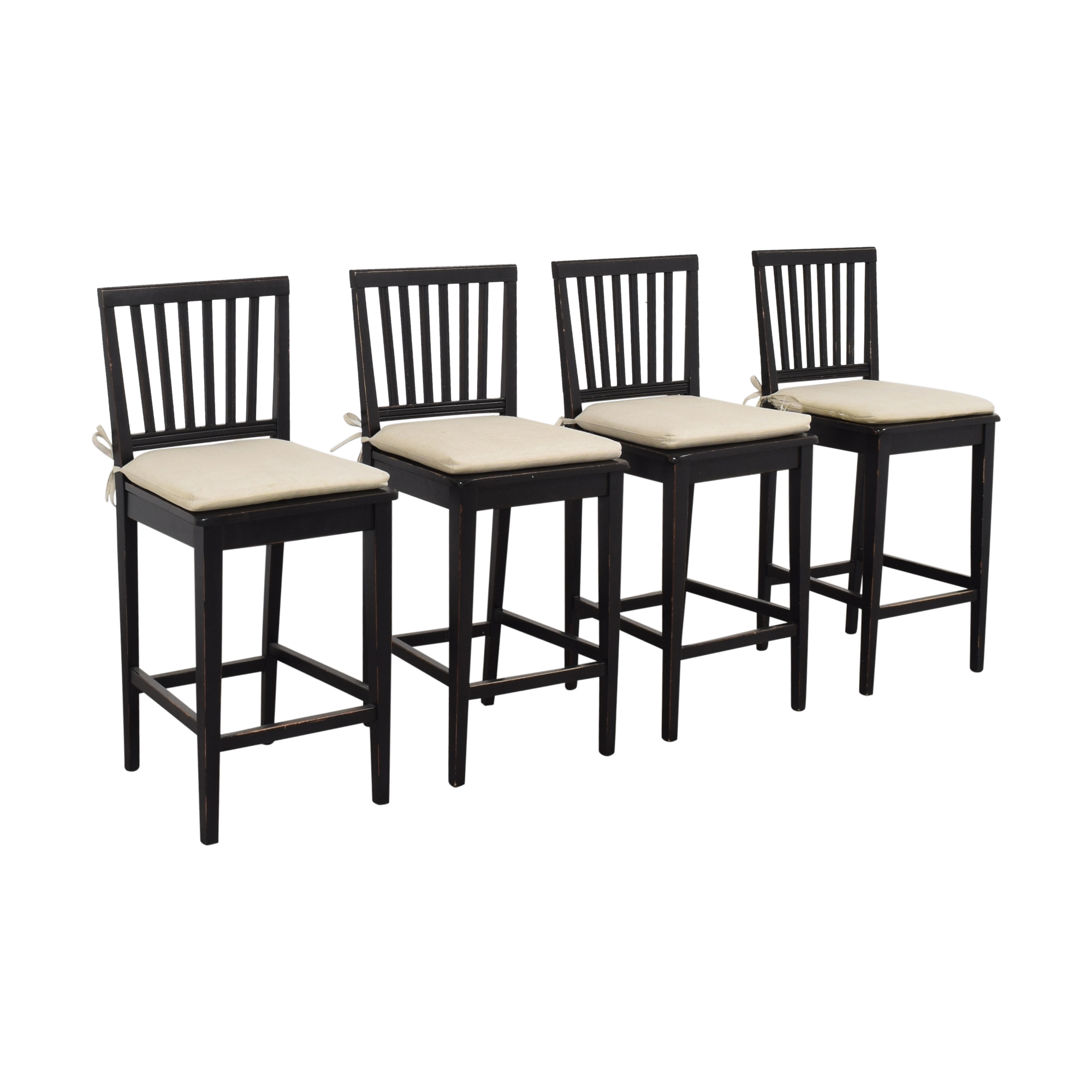 Crate & Barrel Buying & Design Counter Height Chairs / Stools