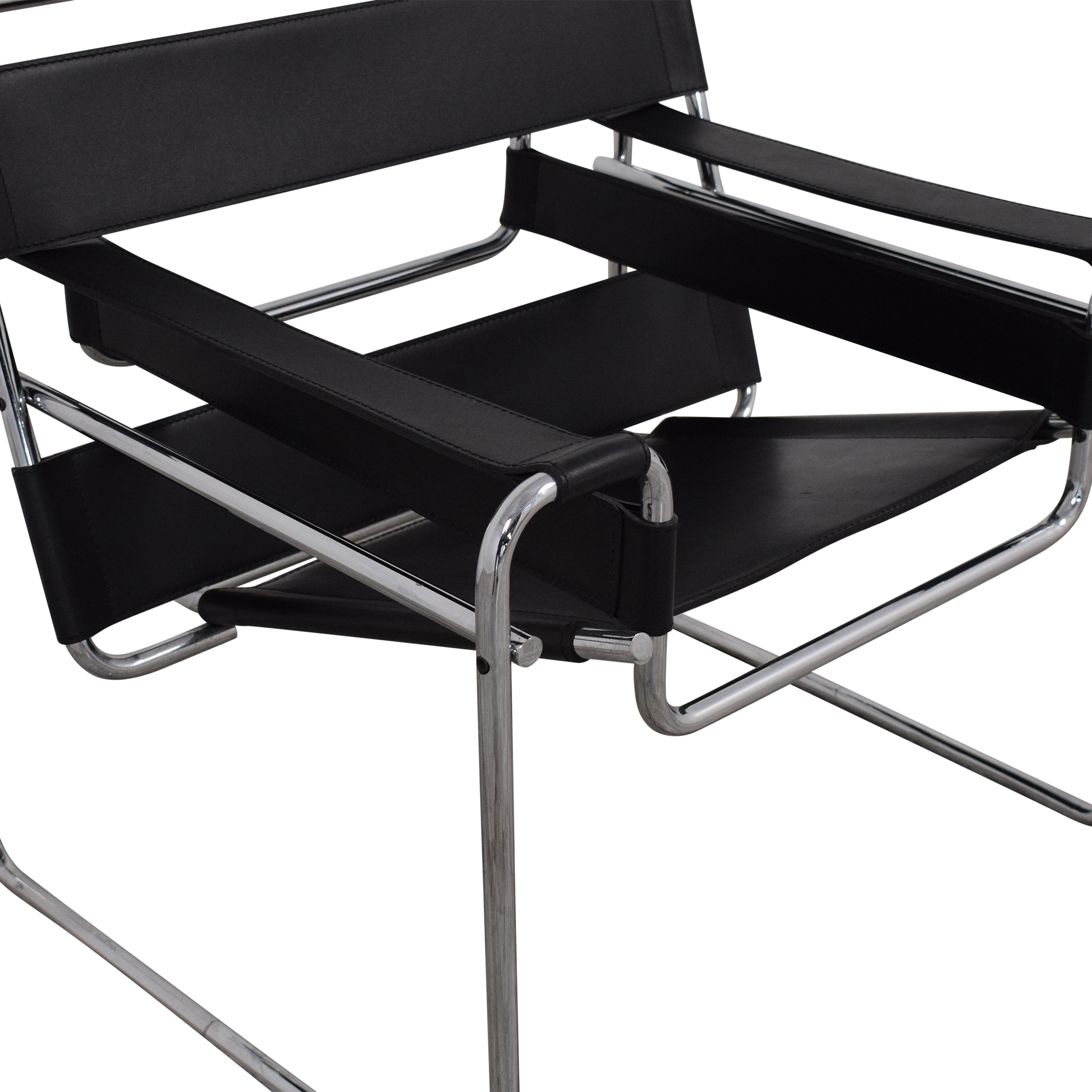 Knoll Marcel Breuer Wassily Chair / Chairs