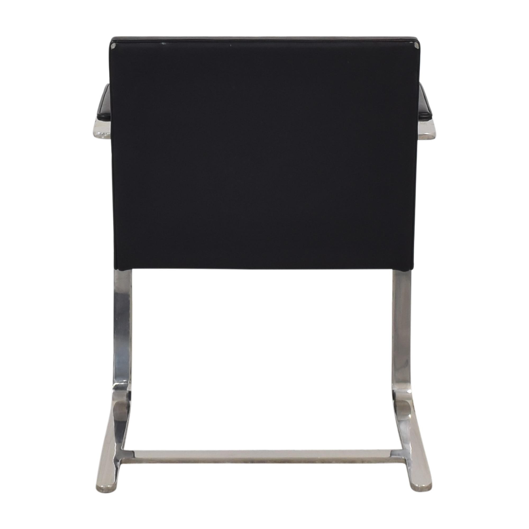 Knoll Mies Van Der Rohe for Knoll Brno Flat Bar Chair nyc
