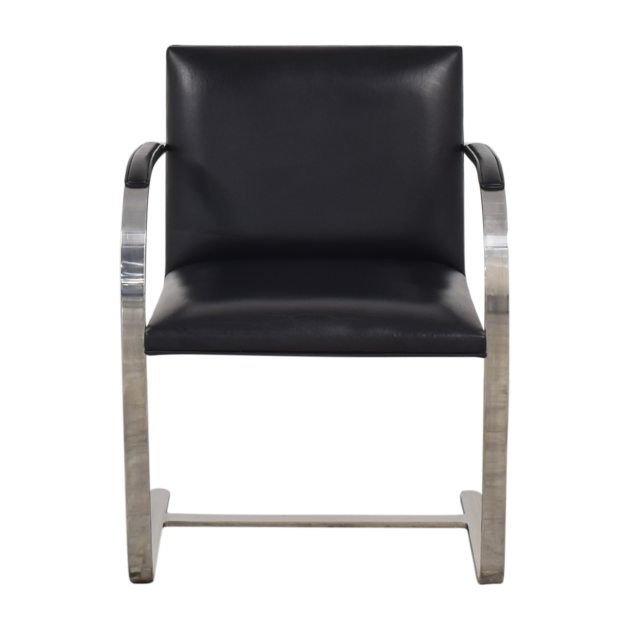 shop Knoll Mies Van Der Rohe for Knoll Brno Flat Bar Chair online
