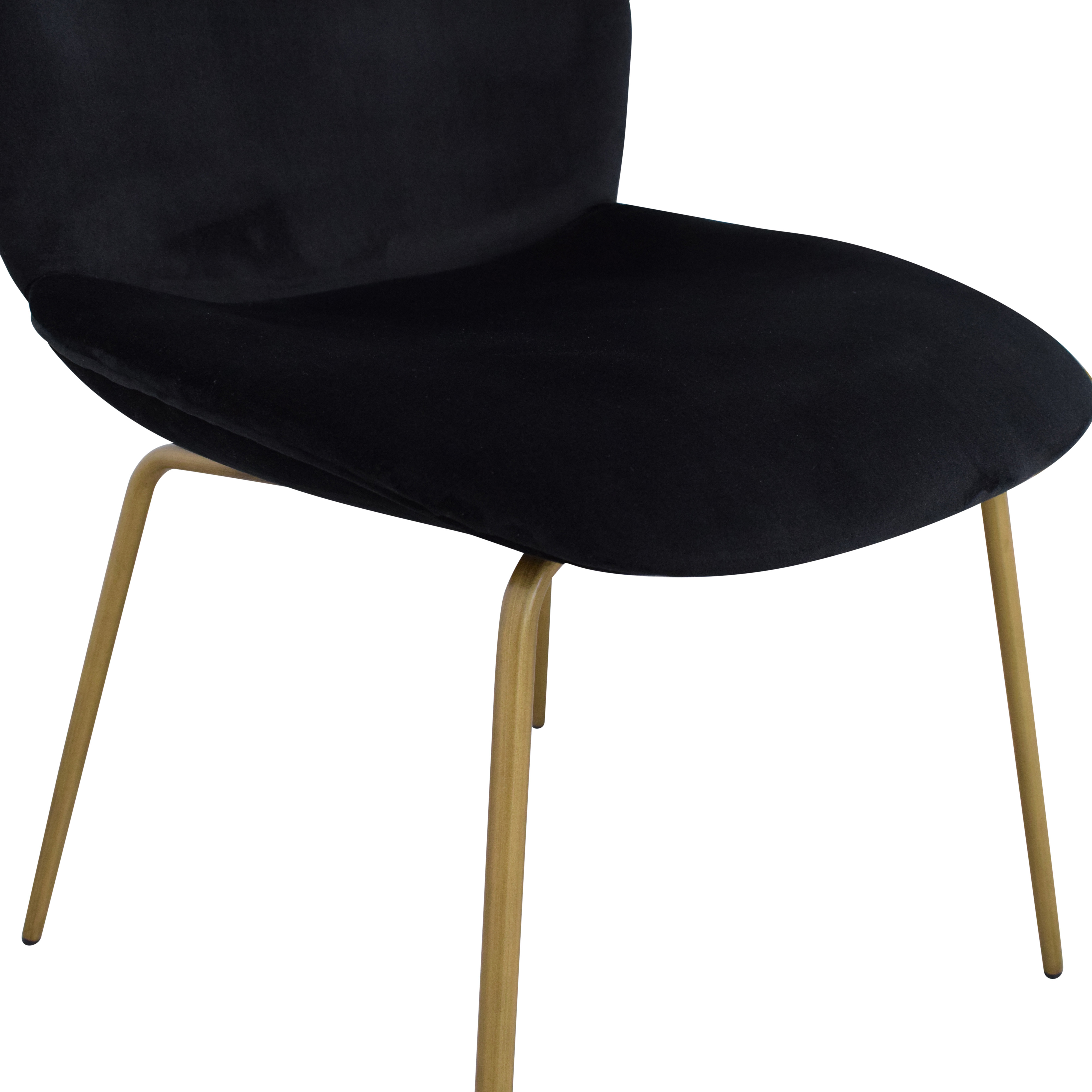 World Market World Market Vivian Velvet Dining Chairs