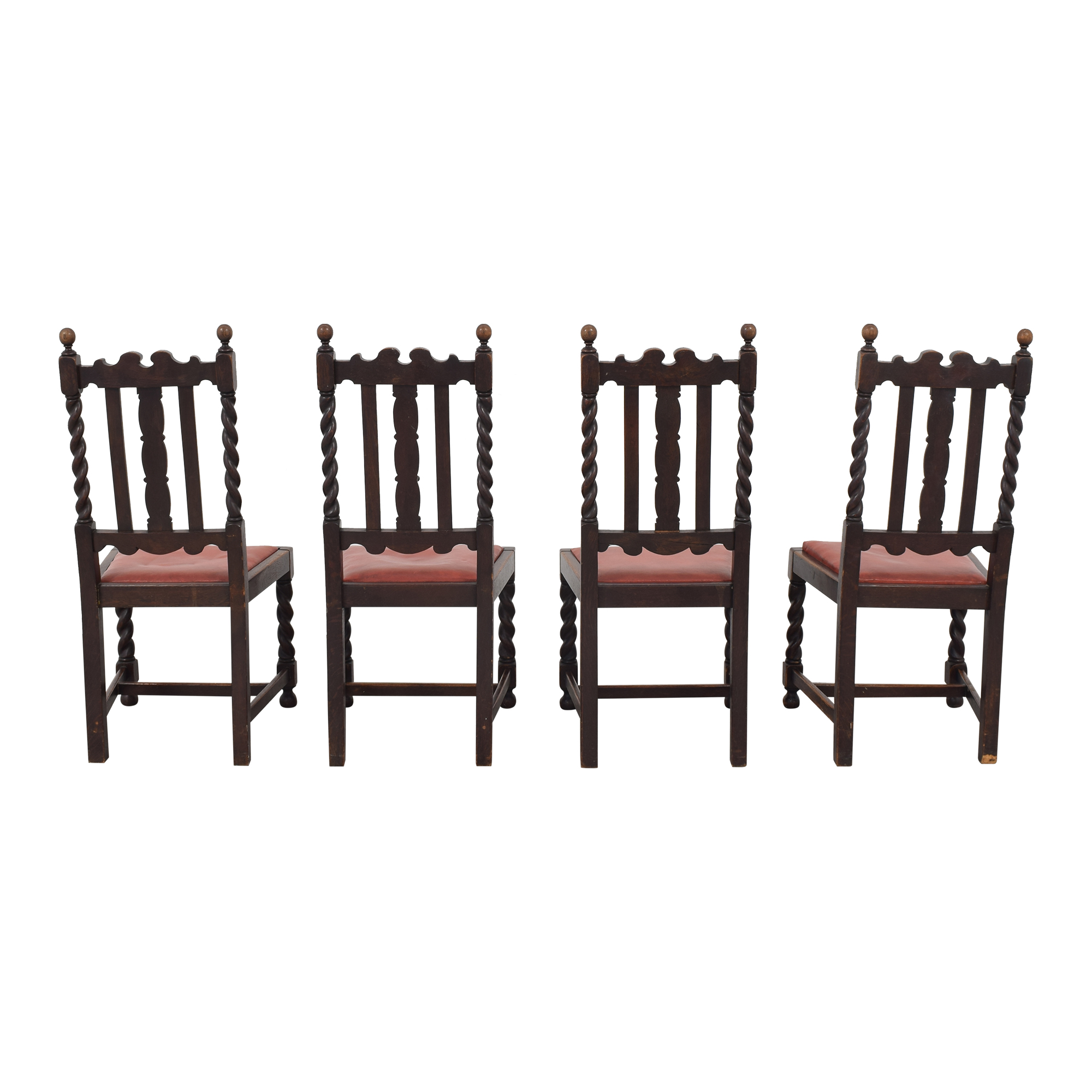 Vintage Dining Chairs nj
