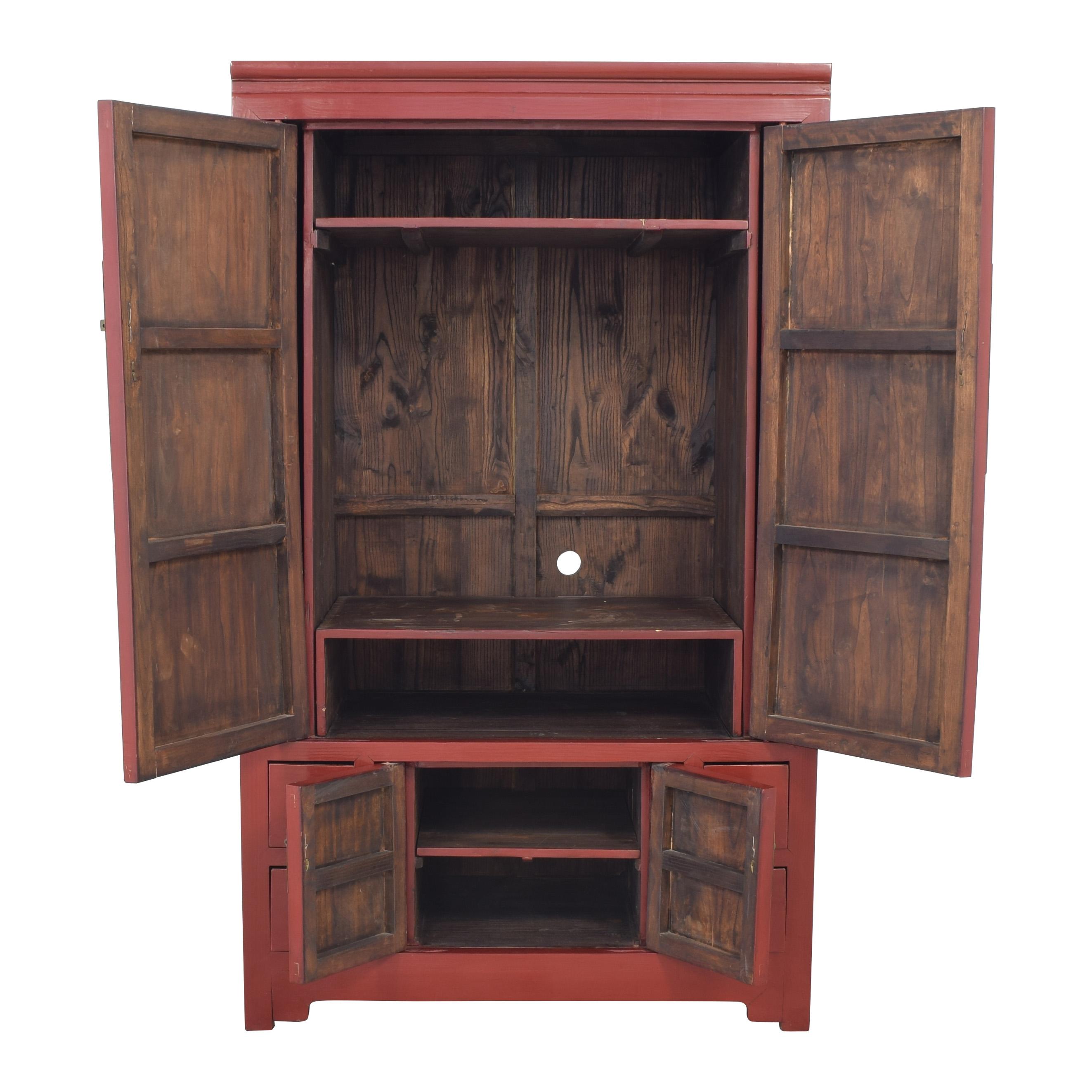Ballard Designs Kowloon Cabinet for sale