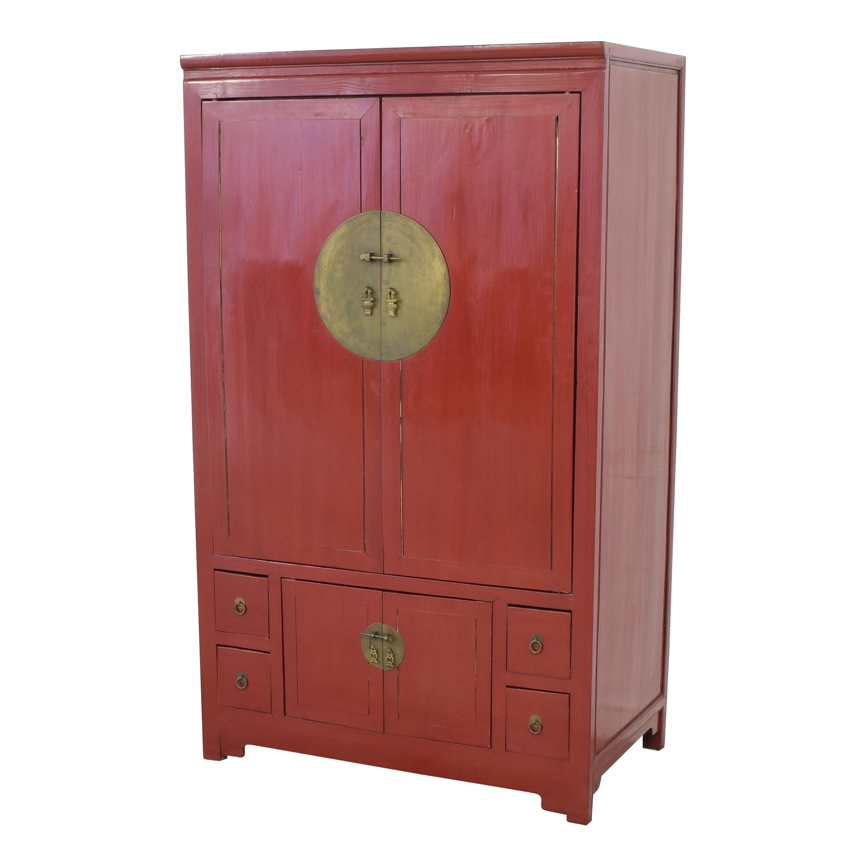 Ballard Designs Kowloon Cabinet ma