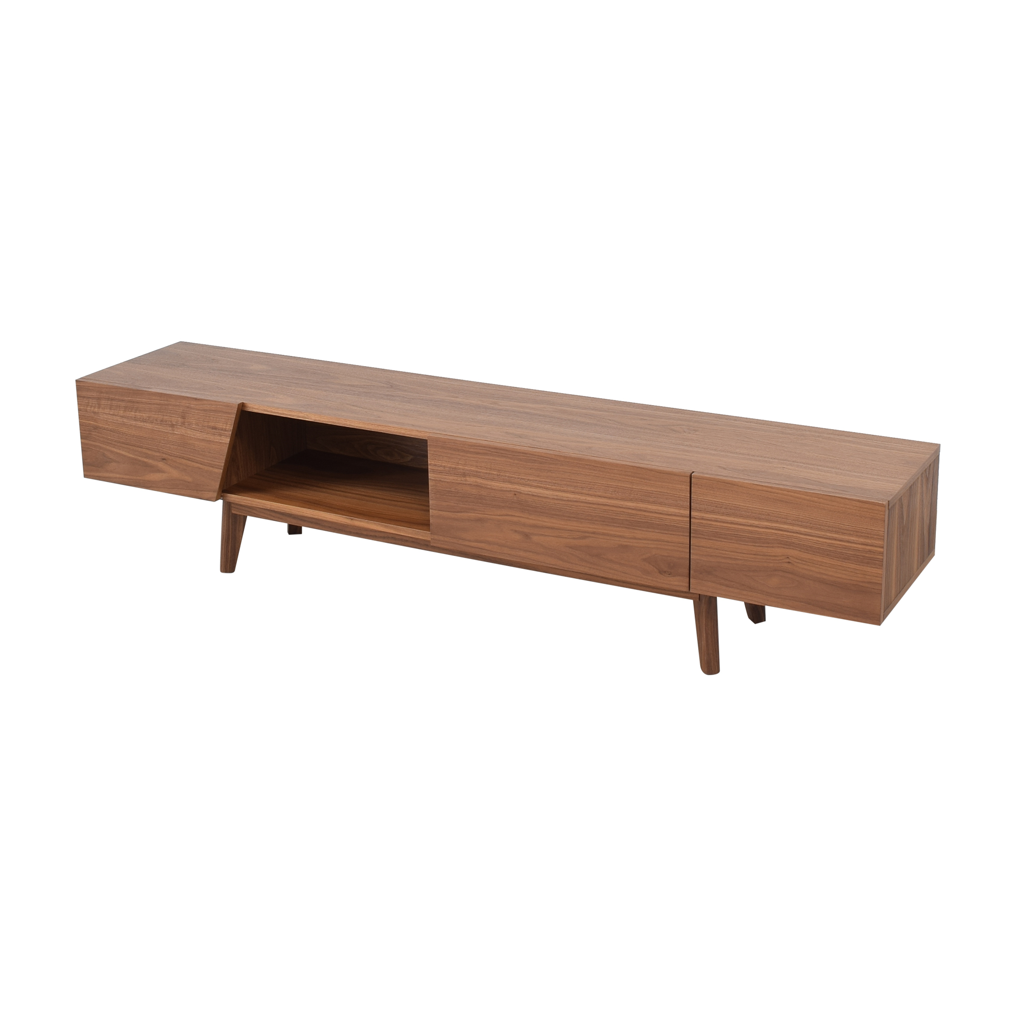 Modani Modani Cama TV Stand Walnut price