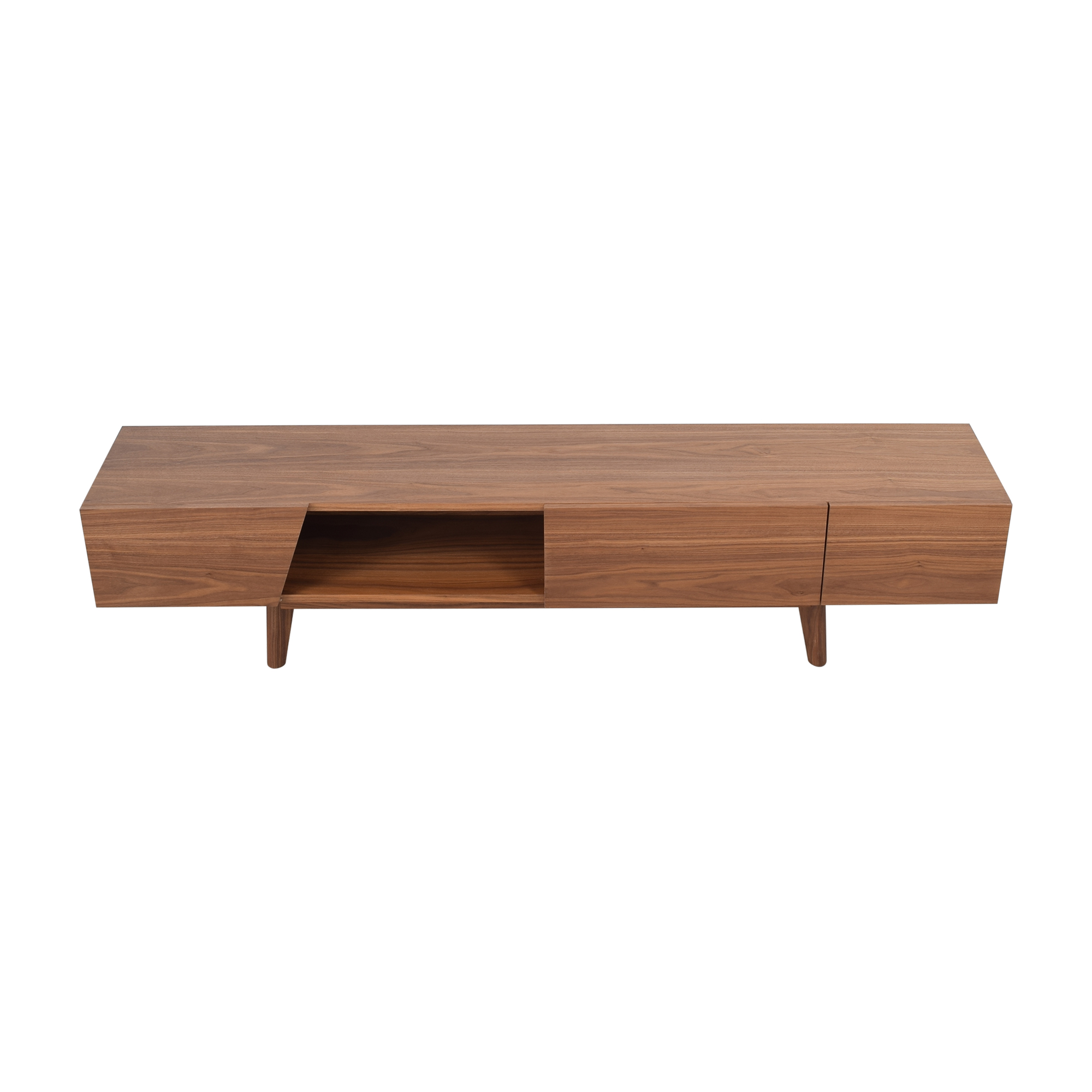 Modani Cama TV Stand Walnut / Storage