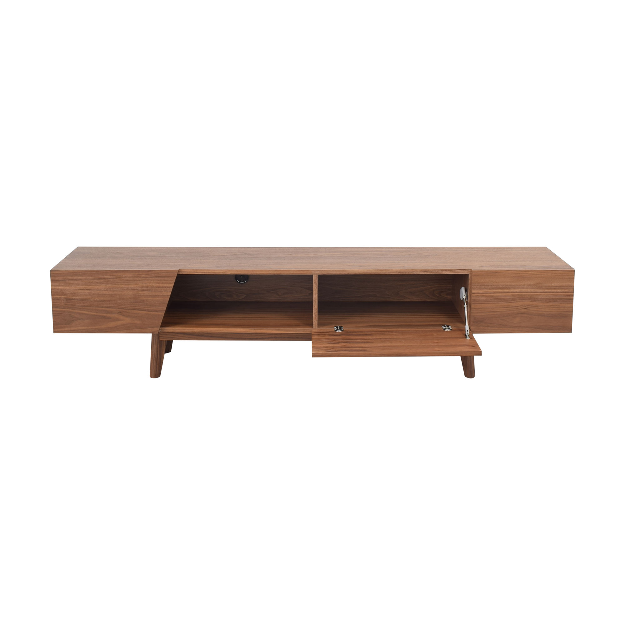 Modani Modani Cama TV Stand Walnut nj
