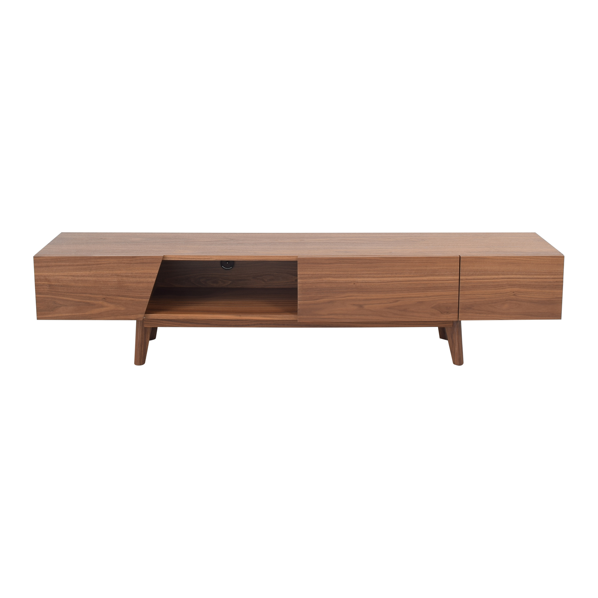 Modani Modani Cama TV Stand Walnut coupon
