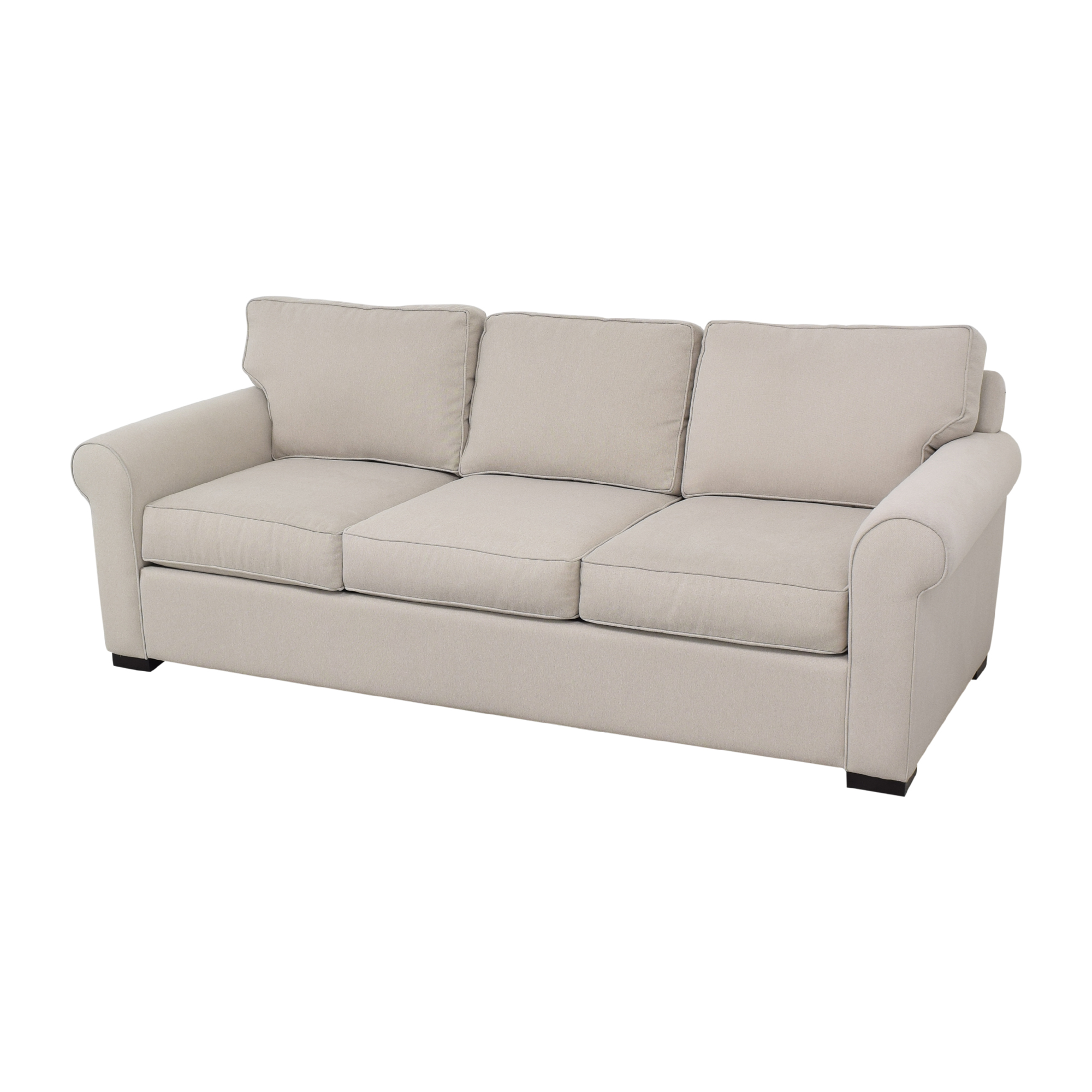 Macy's Macy's Upholstered Sofa for sale