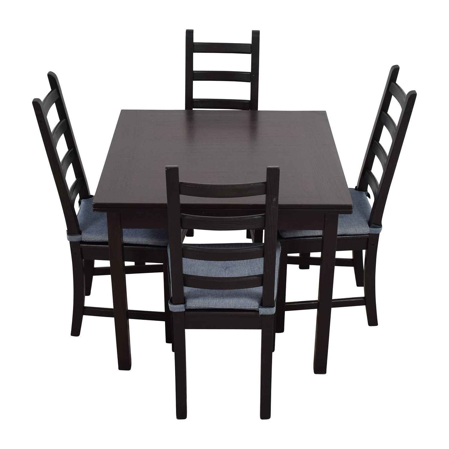 Modern Expandable Kitchen Dining Set on sale