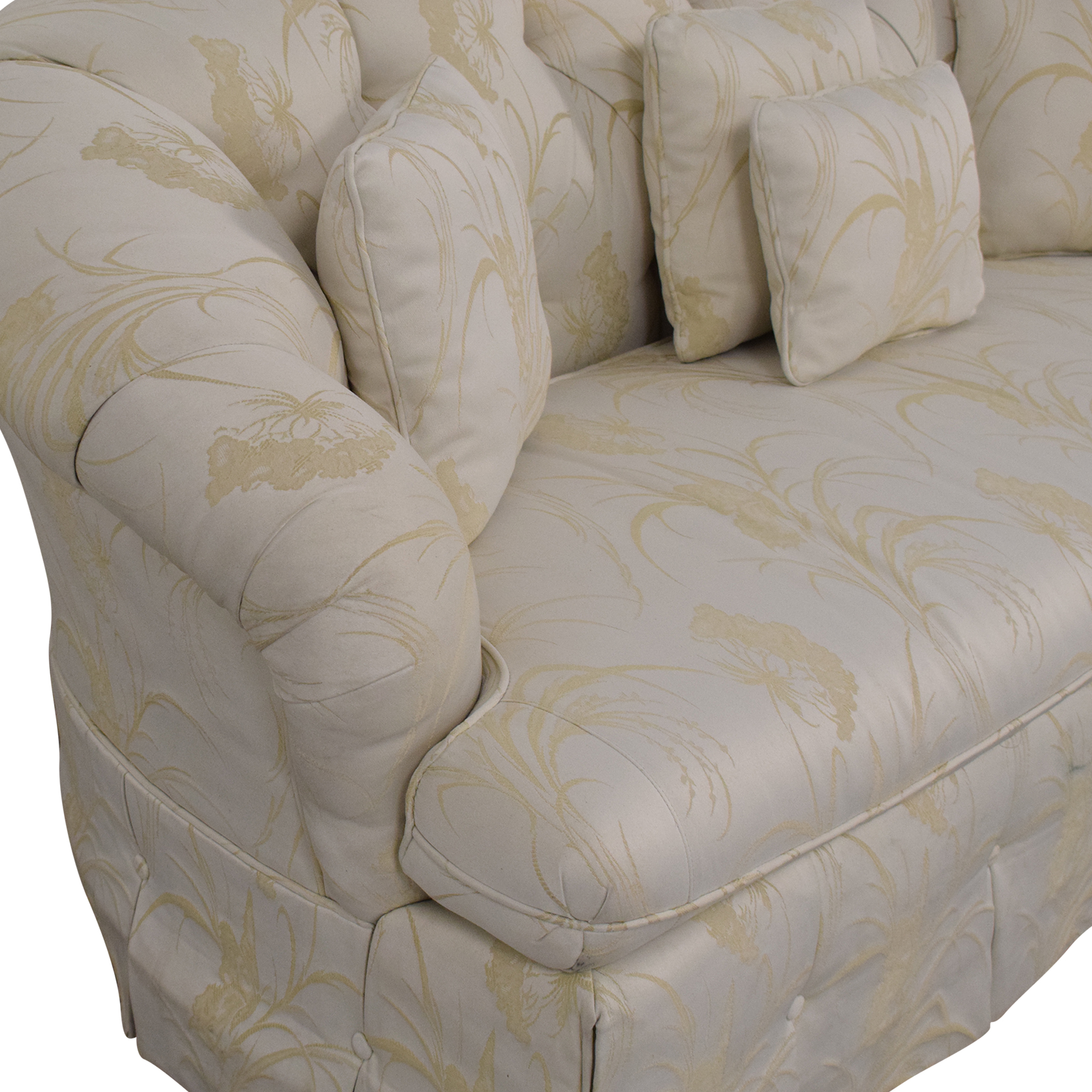 Key City Furniture Key City Furniture Tufted Loveseat Sofas