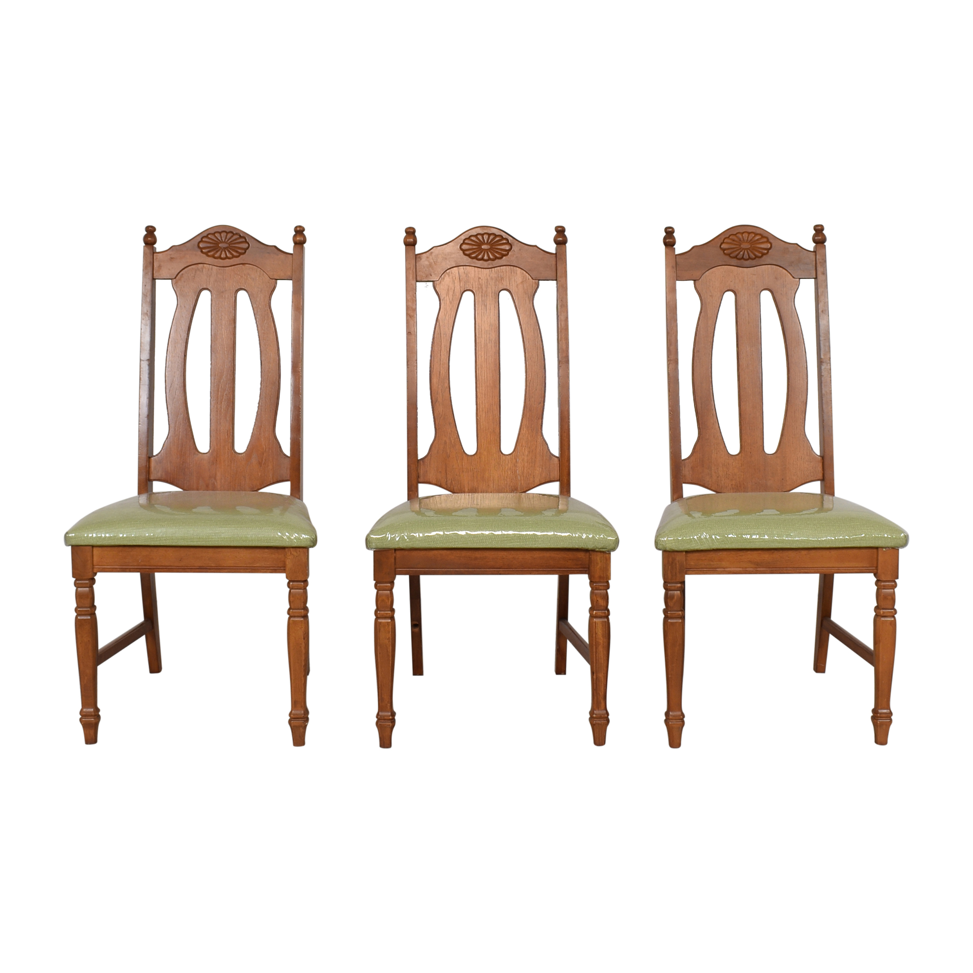 Bassett Furniture Bassett Furniture Vintage Dining Chairs ct