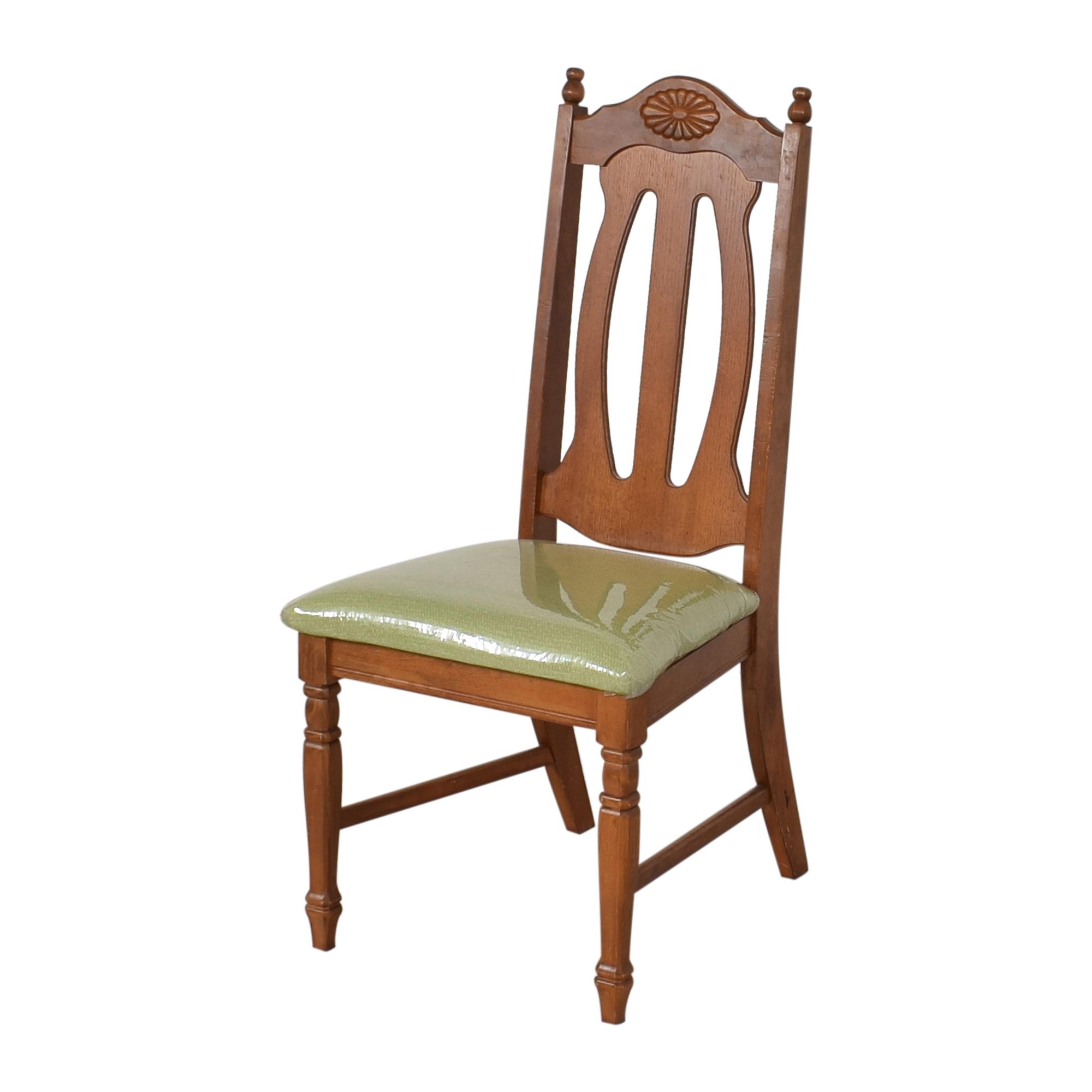 Bassett Furniture Bassett Furniture Vintage Dining Chairs discount