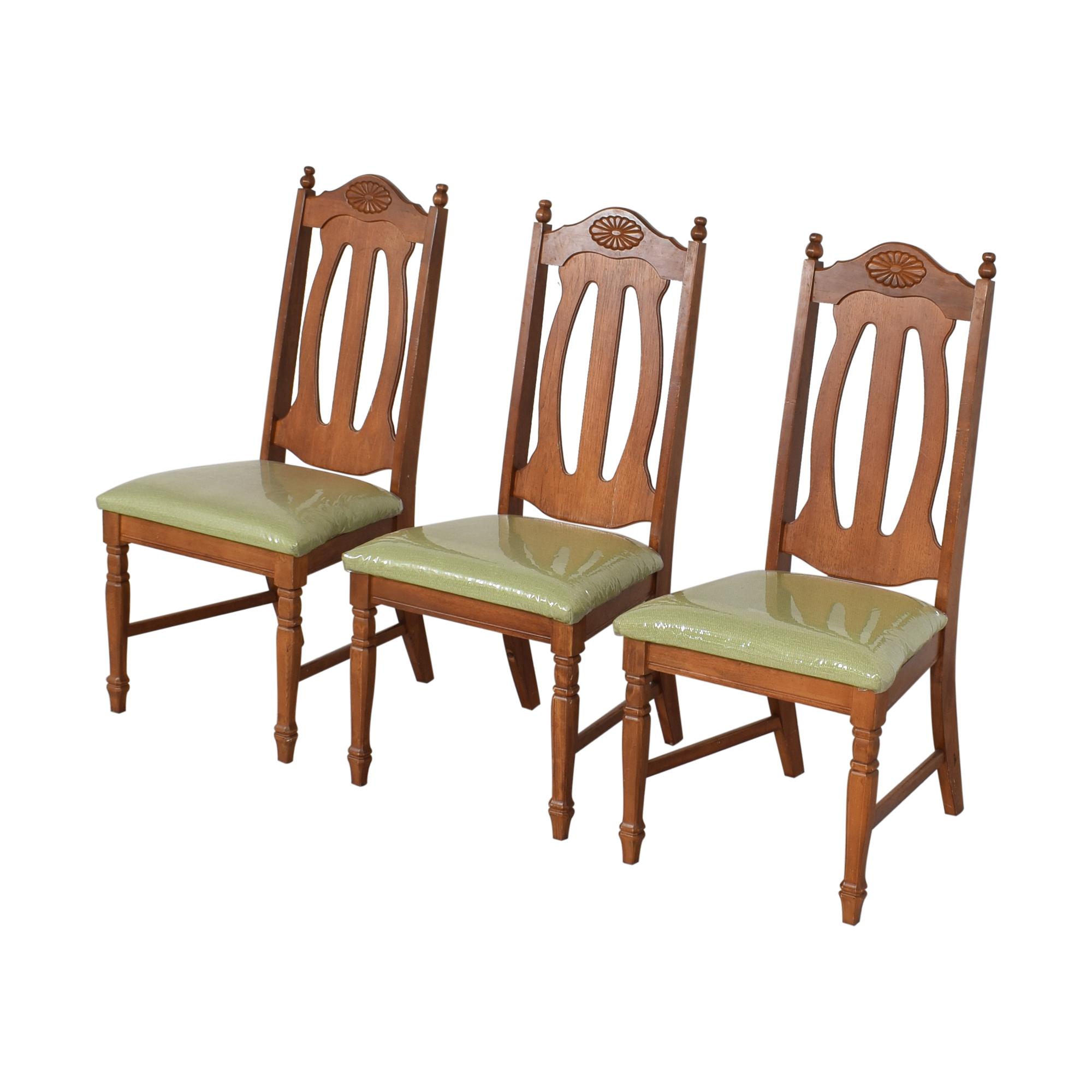 Bassett Furniture Bassett Furniture Vintage Dining Chairs on sale