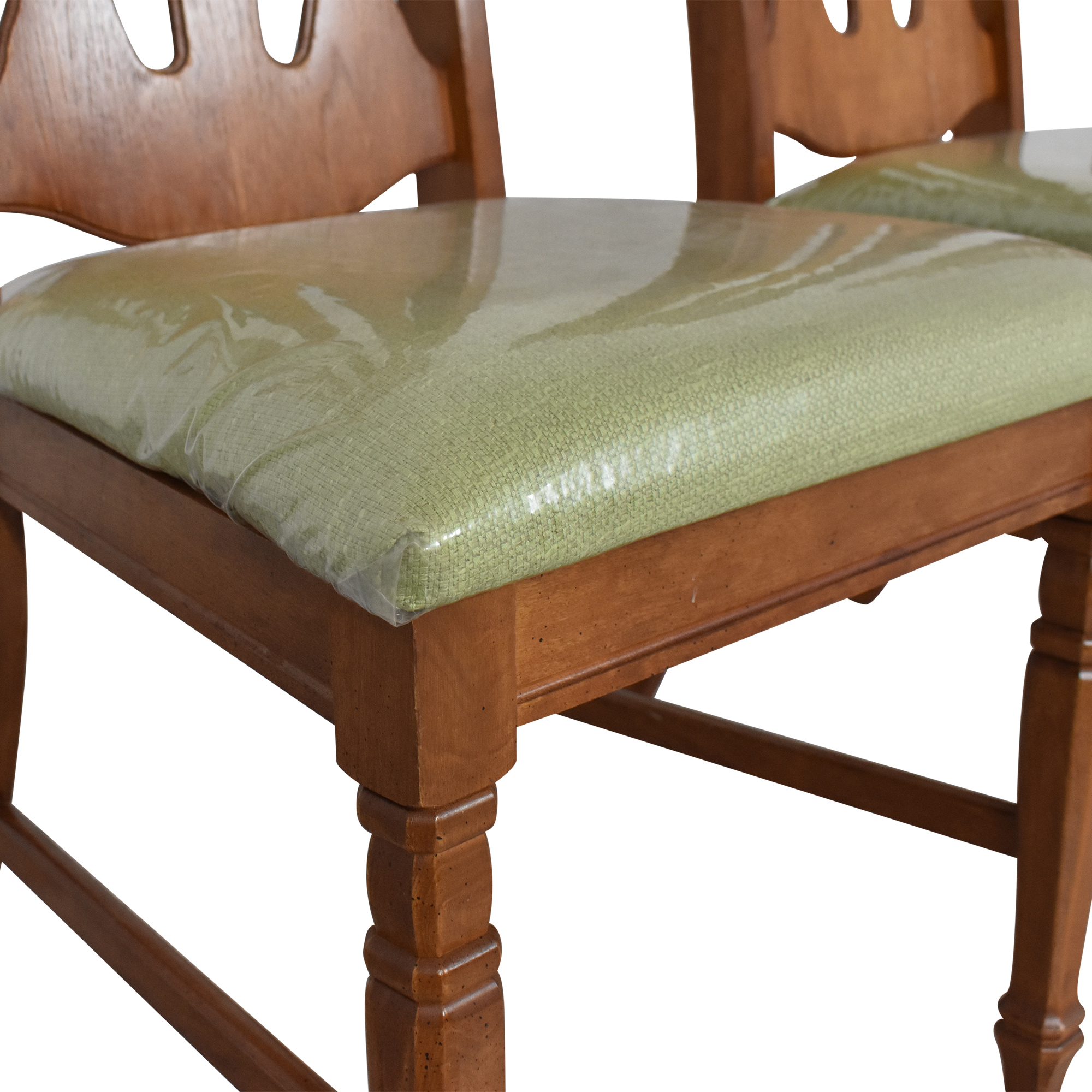 Bassett Furniture Vintage Dining Chairs / Chairs