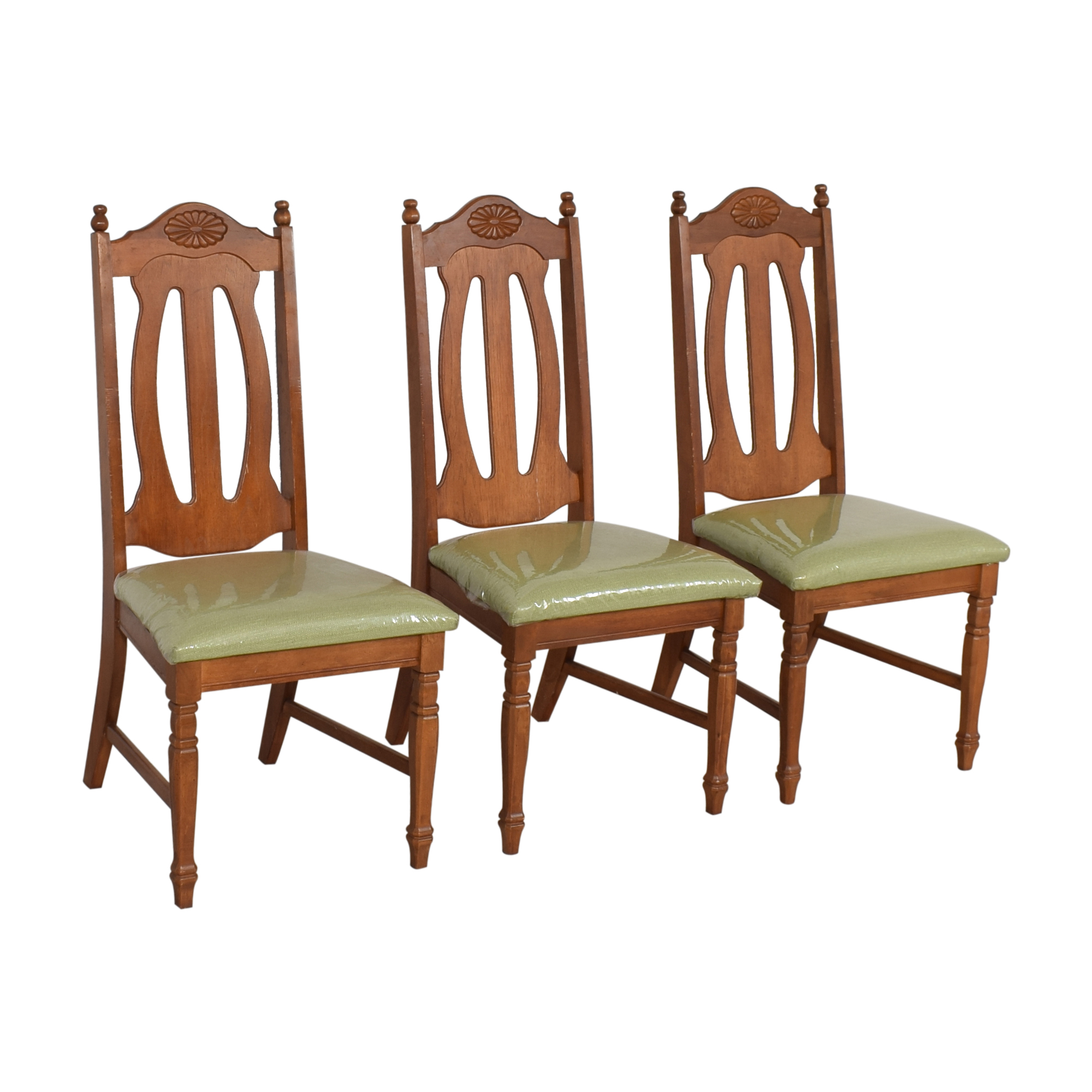 Bassett Furniture Bassett Furniture Vintage Dining Chairs nyc