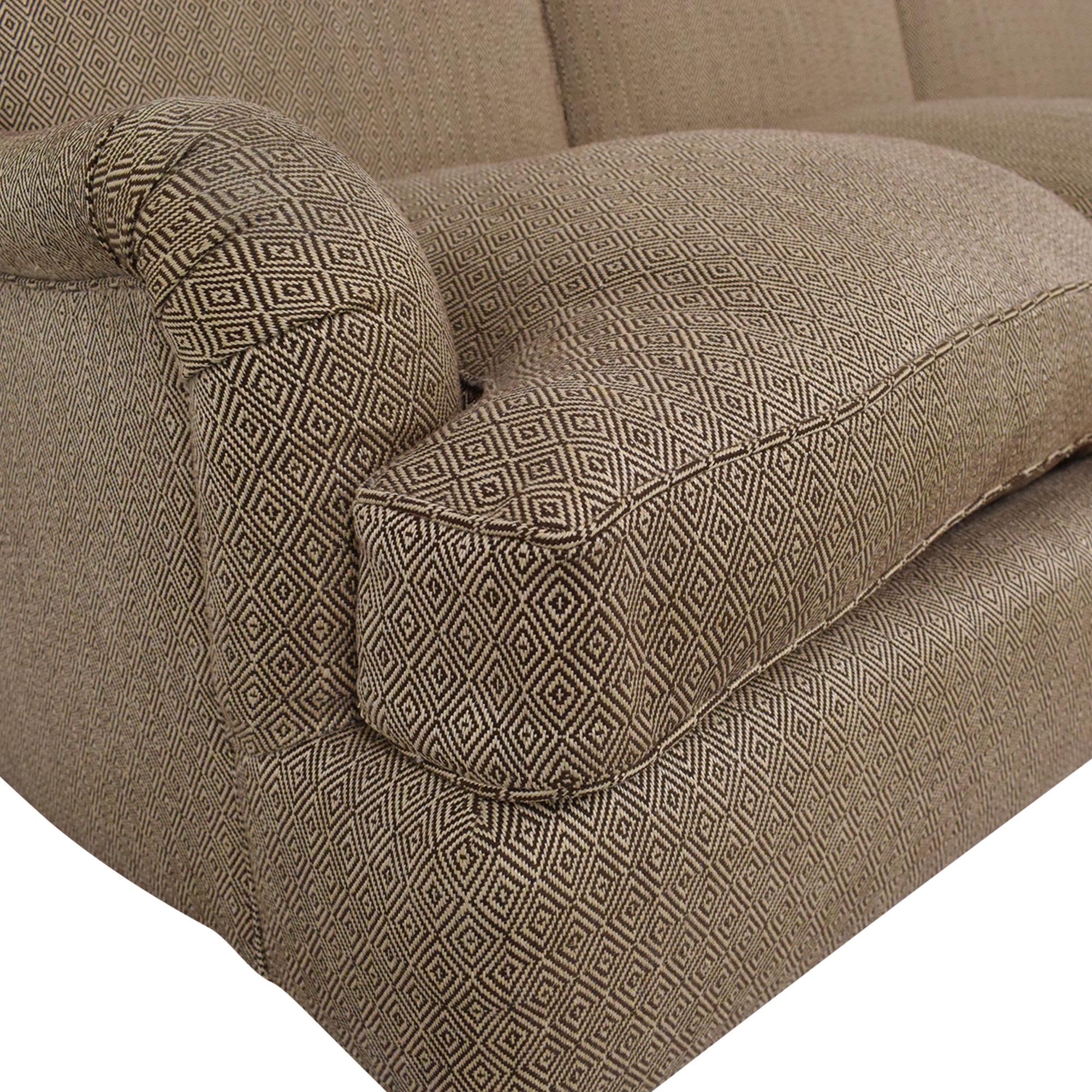 Custom Bridgewater Sofa ct
