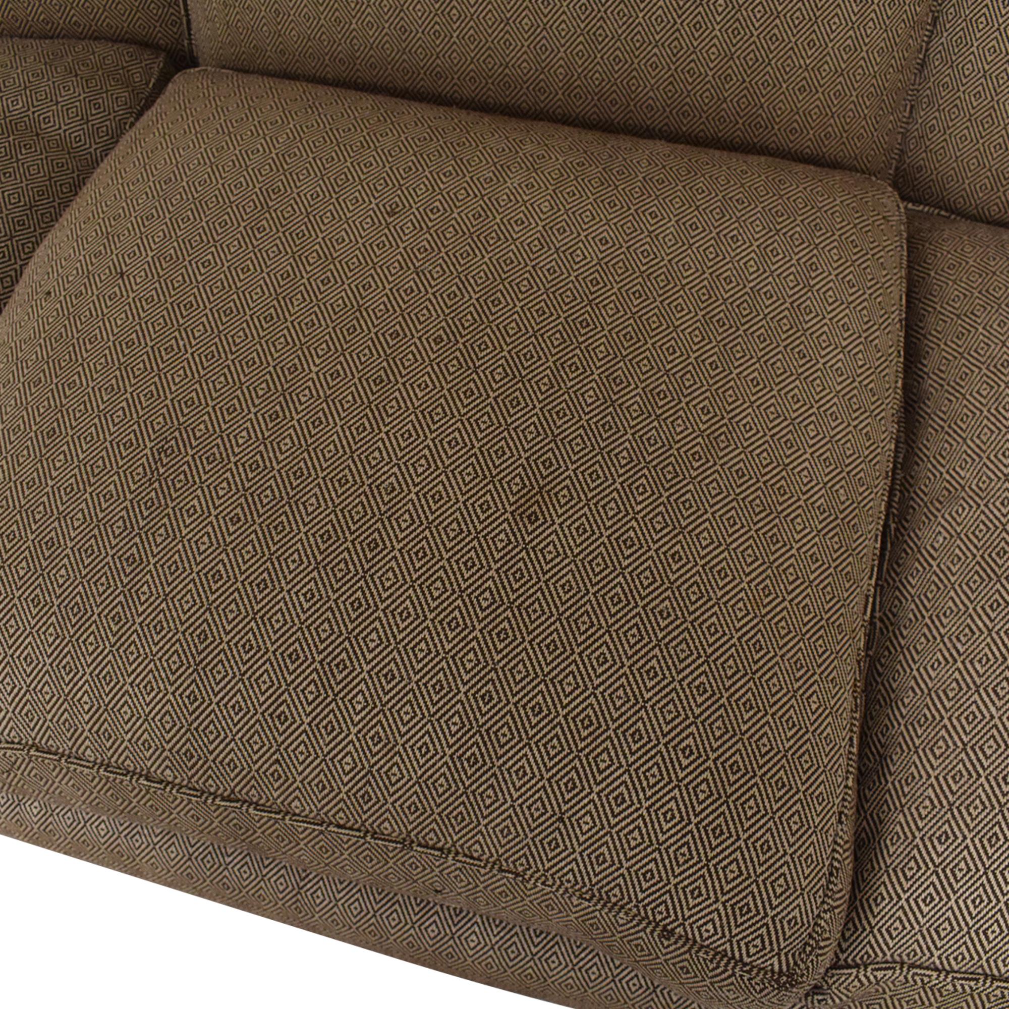 Custom Bridgewater Sofa used