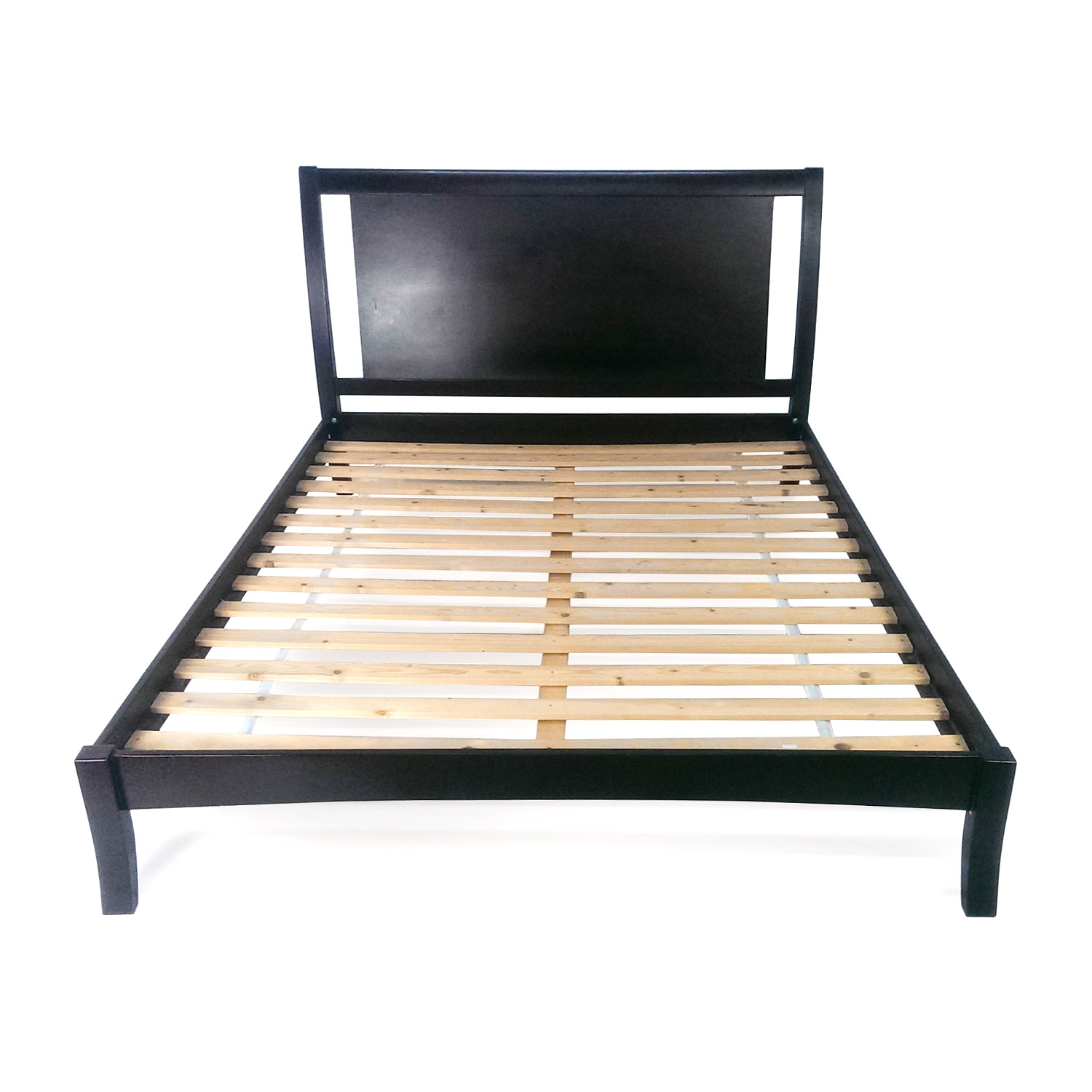 Bed frame used 28 images 64 ikea ikea brown bed frame for King size bed frame