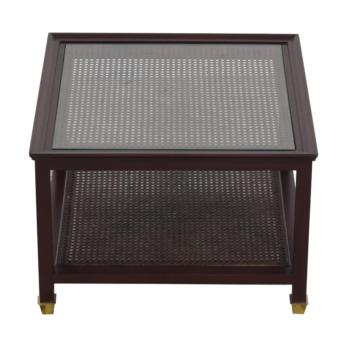 shop Donghia Side Table Donghia