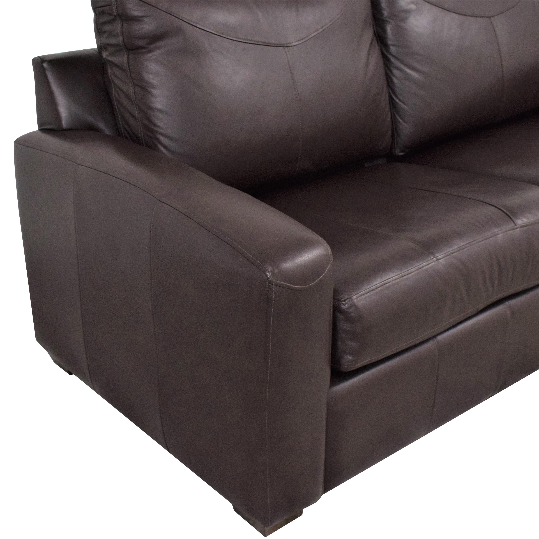 Sleepers In Seattle Sleepers In Seattle Boulder Full Sleeper Sofa on sale