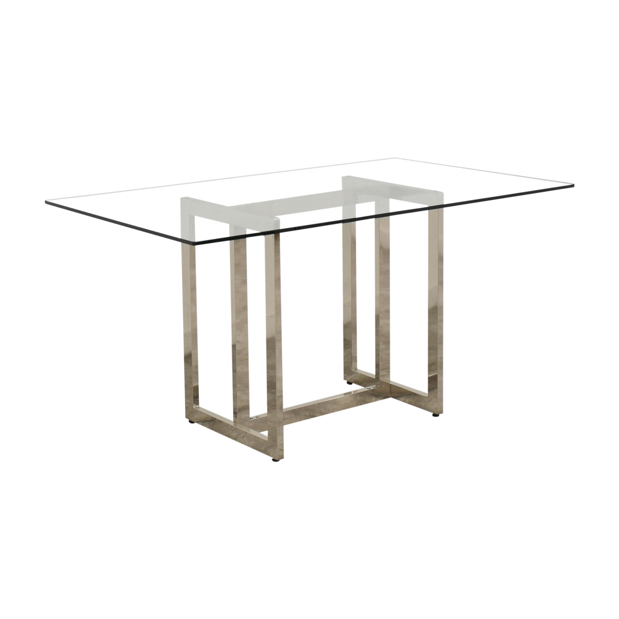 buy Jensen-Lewis Rectangular Dining Table Jensen-Lewis Tables