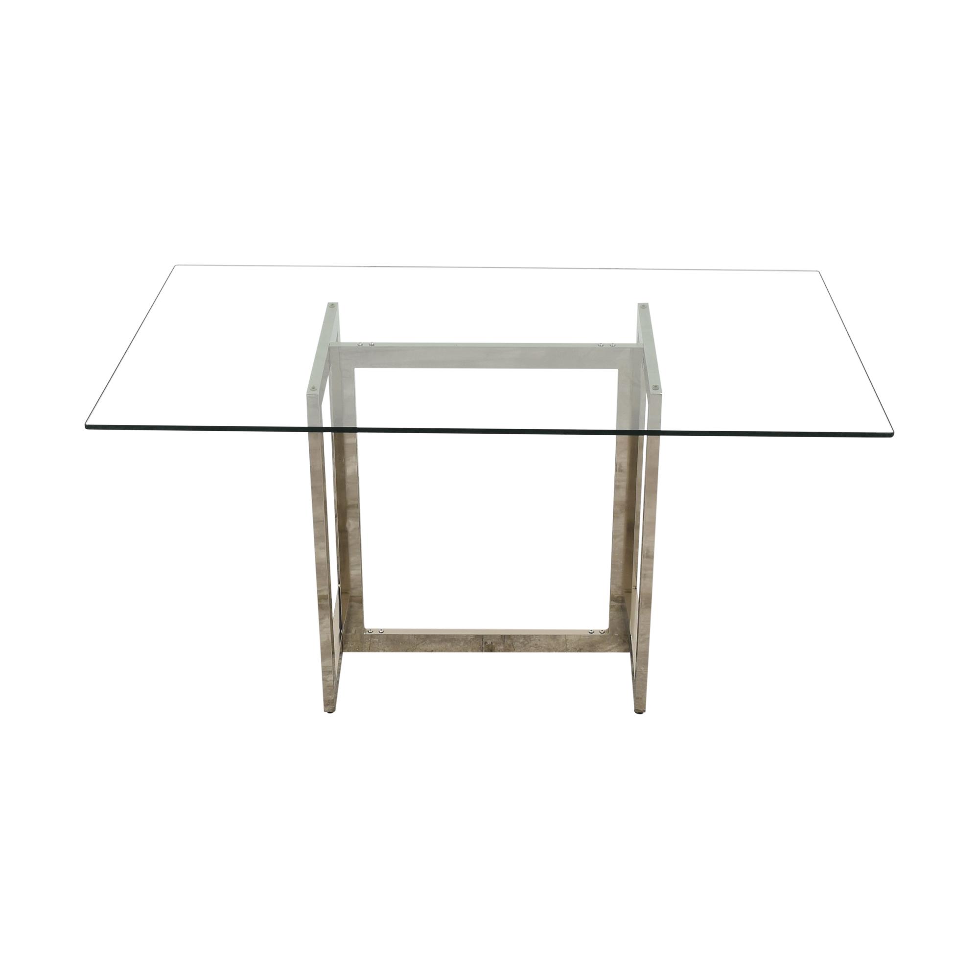 shop Jensen-Lewis Jensen-Lewis Rectangular Dining Table online