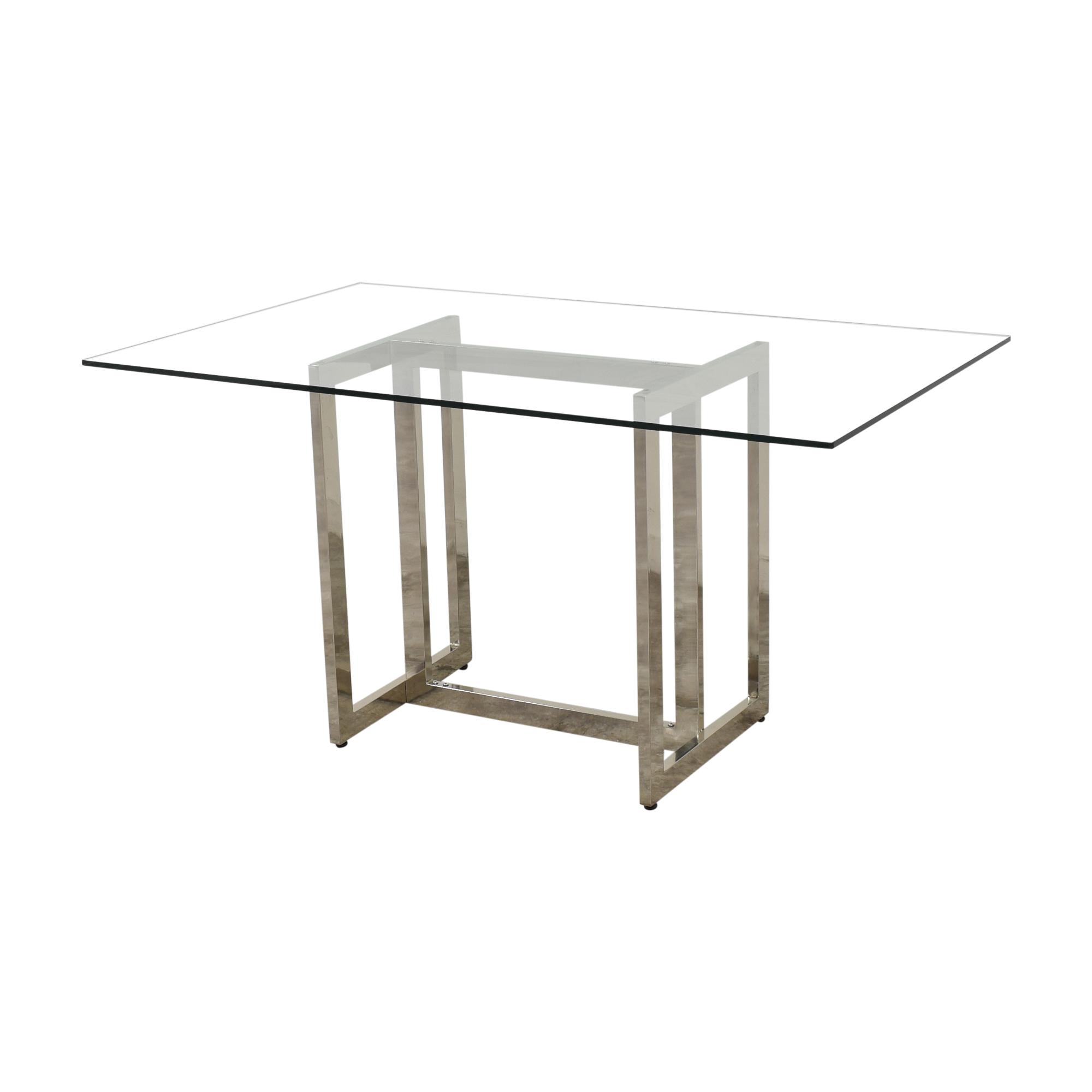 Jensen-Lewis Jensen-Lewis Rectangular Dining Table nyc