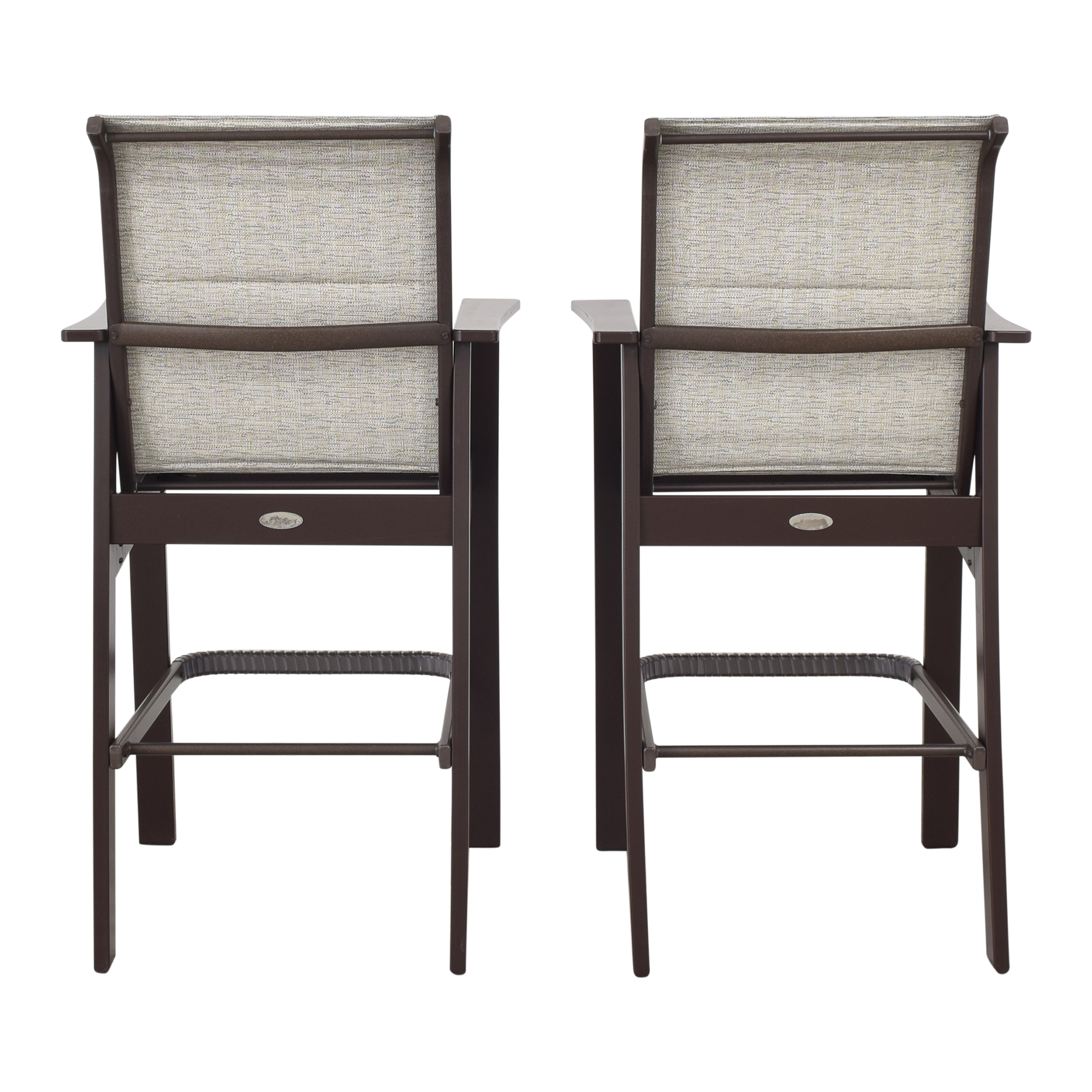 Windward Design Group Windward Design Group High Dining Chairs pa