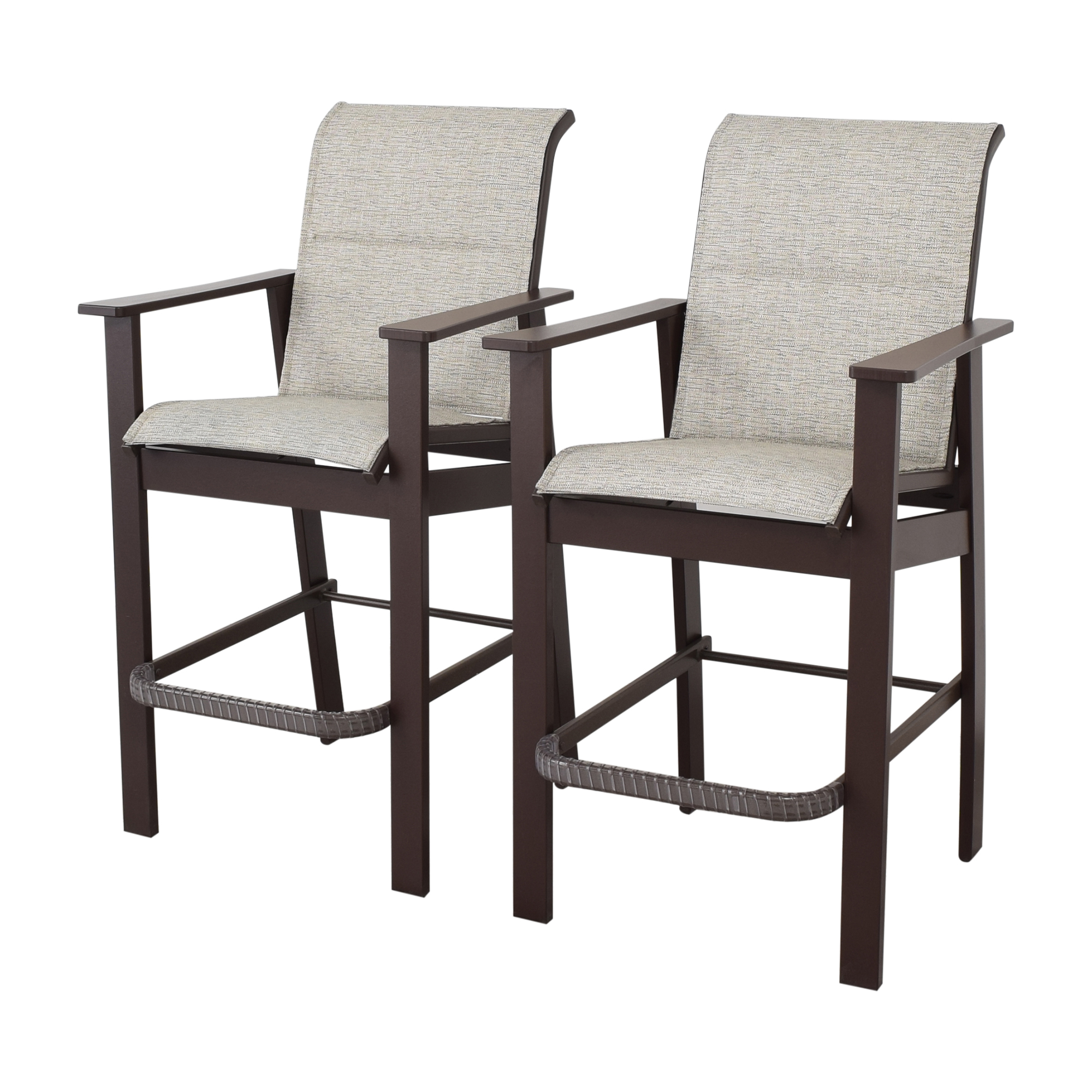 shop Windward Design Group High Dining Chairs Windward Design Group