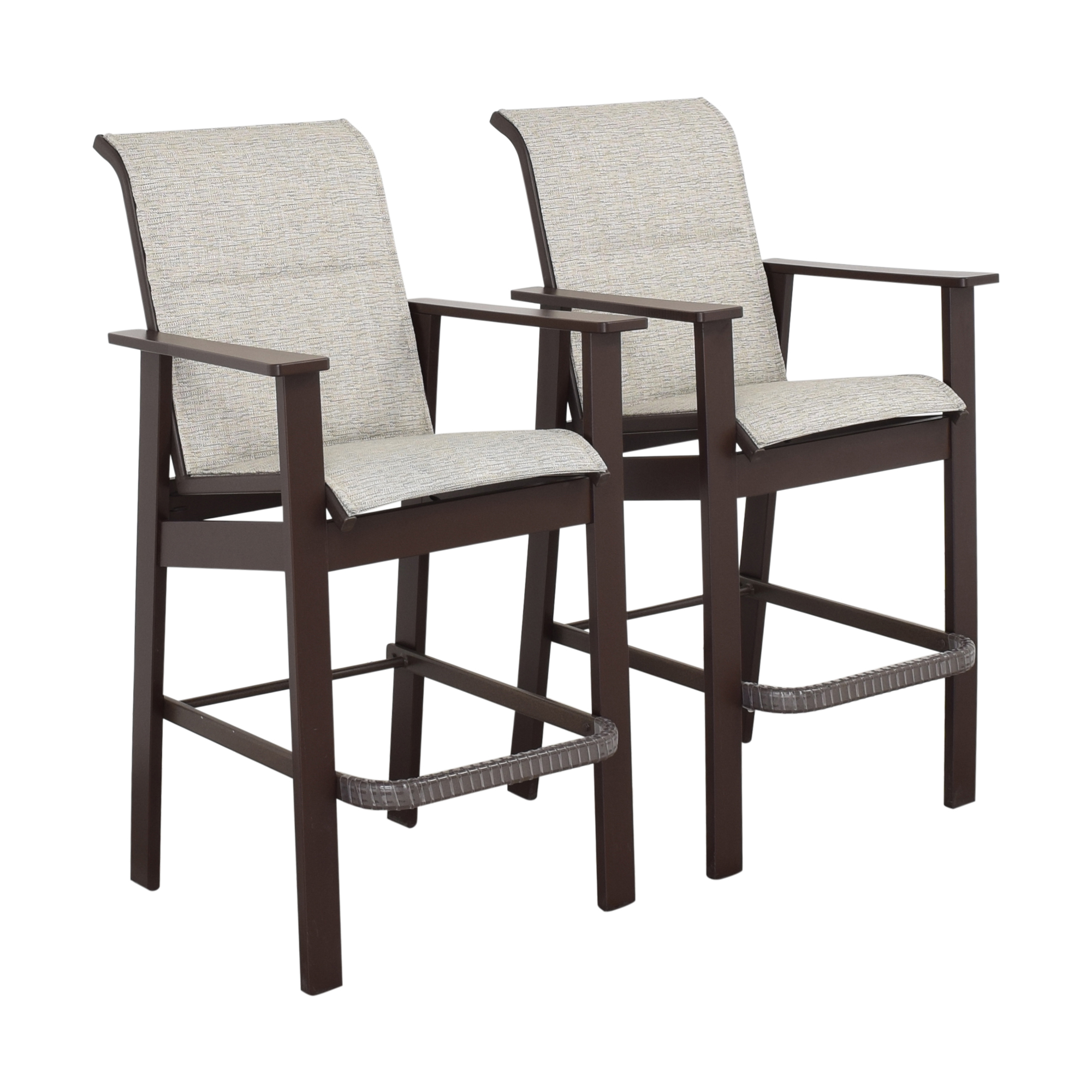 Windward Design Group Windward Design Group High Dining Chairs for sale