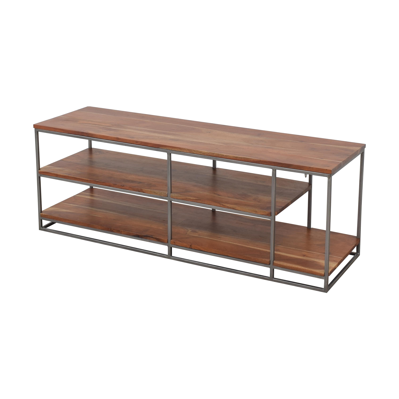 CB2 CB2 Framework Open Shelf Credenza Cabinets & Sideboards