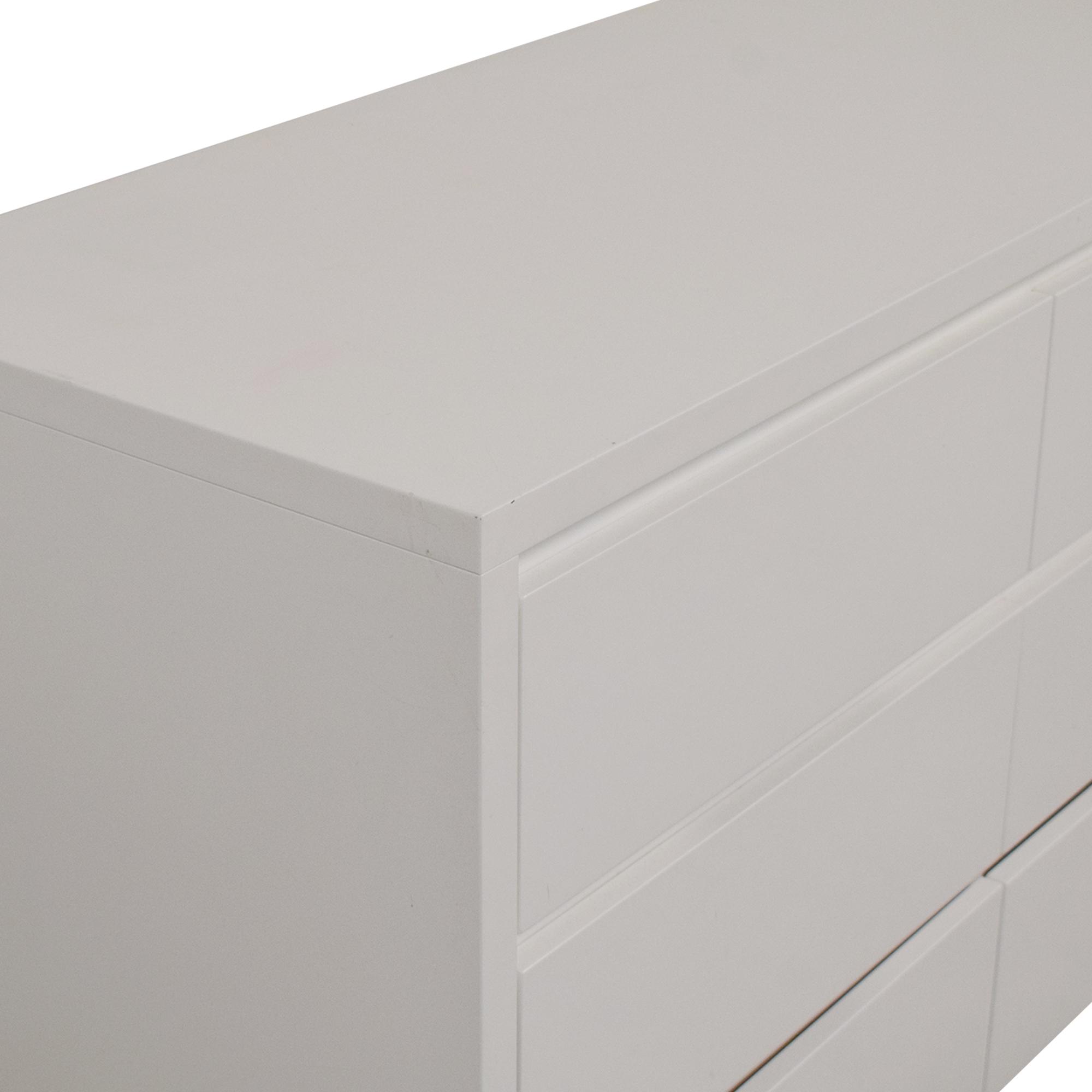 Urbangreen Furniture Urbangreen Six Drawer Urban Basics Dresser coupon