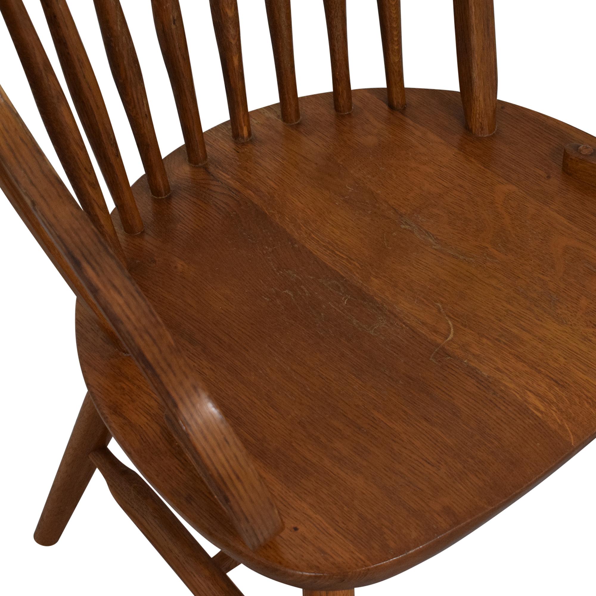 Keller Keller Dining Chairs brown