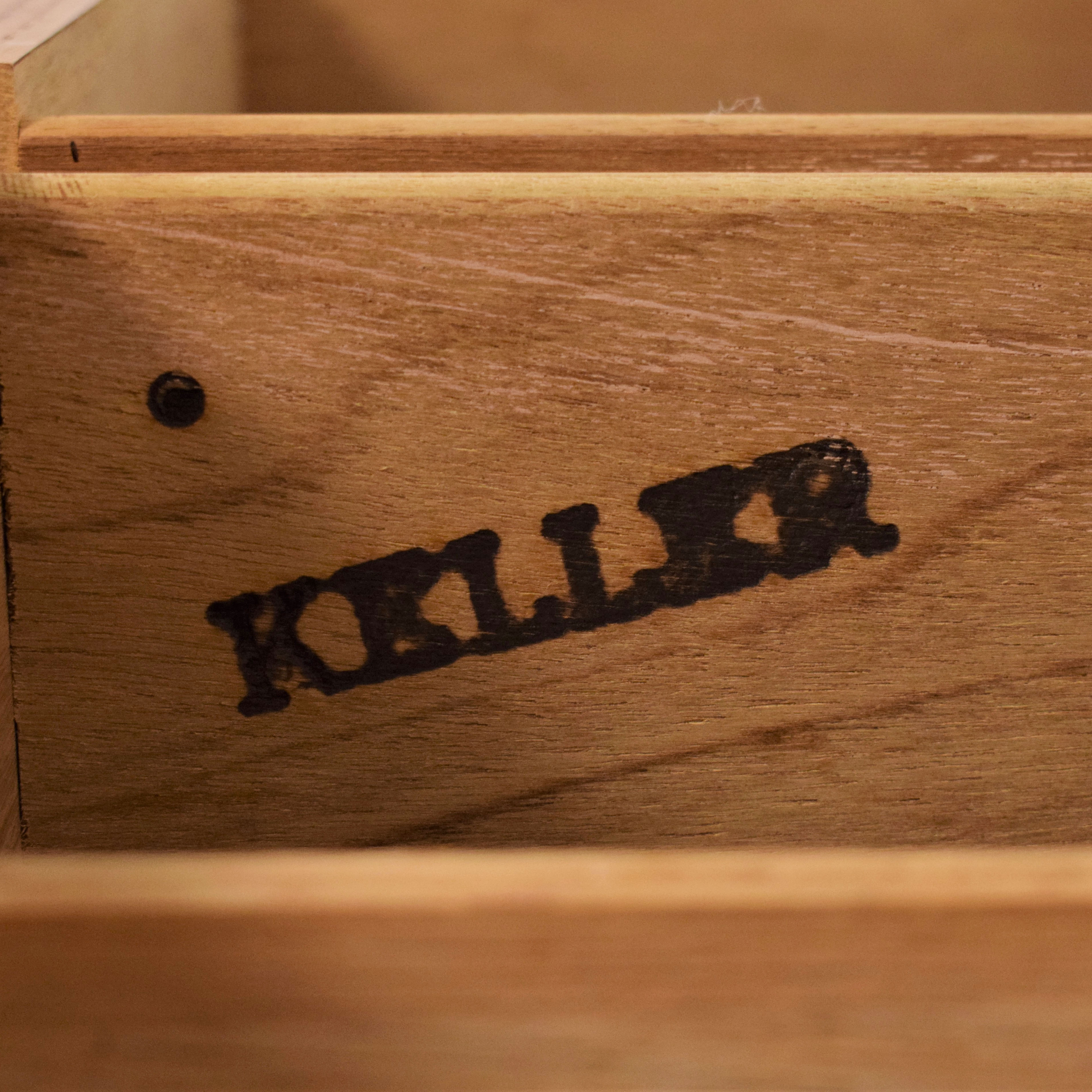 Keller Keller Three Drawer Sideboard ma