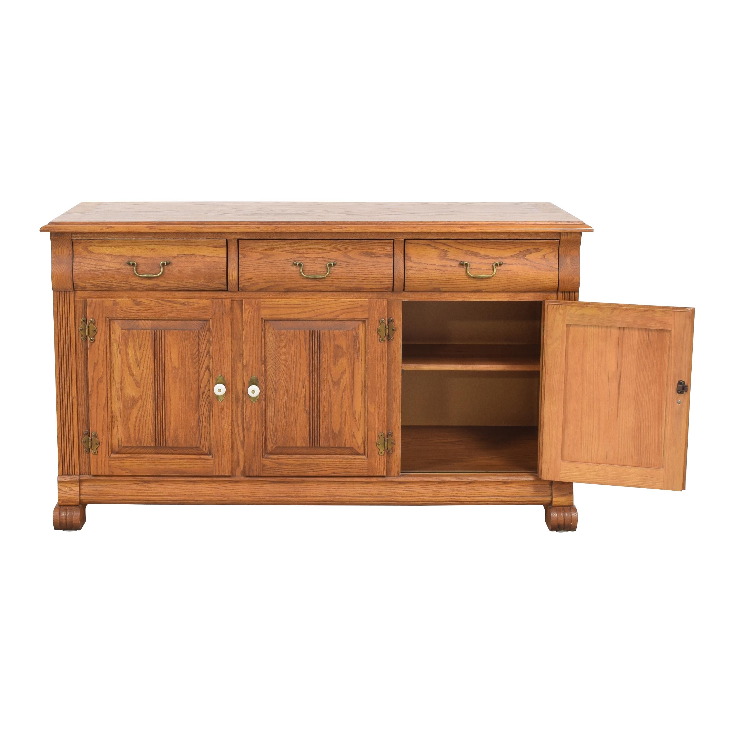 buy Keller Three Drawer Sideboard Keller