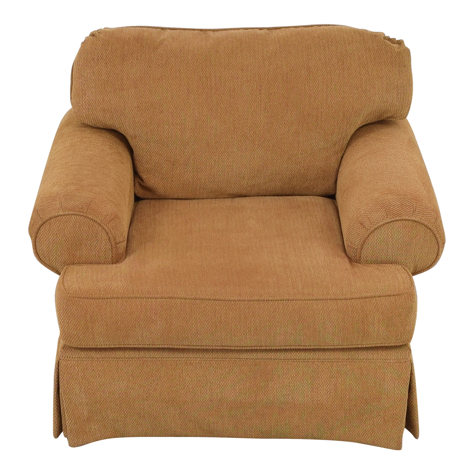 Oversized Club Chair beige